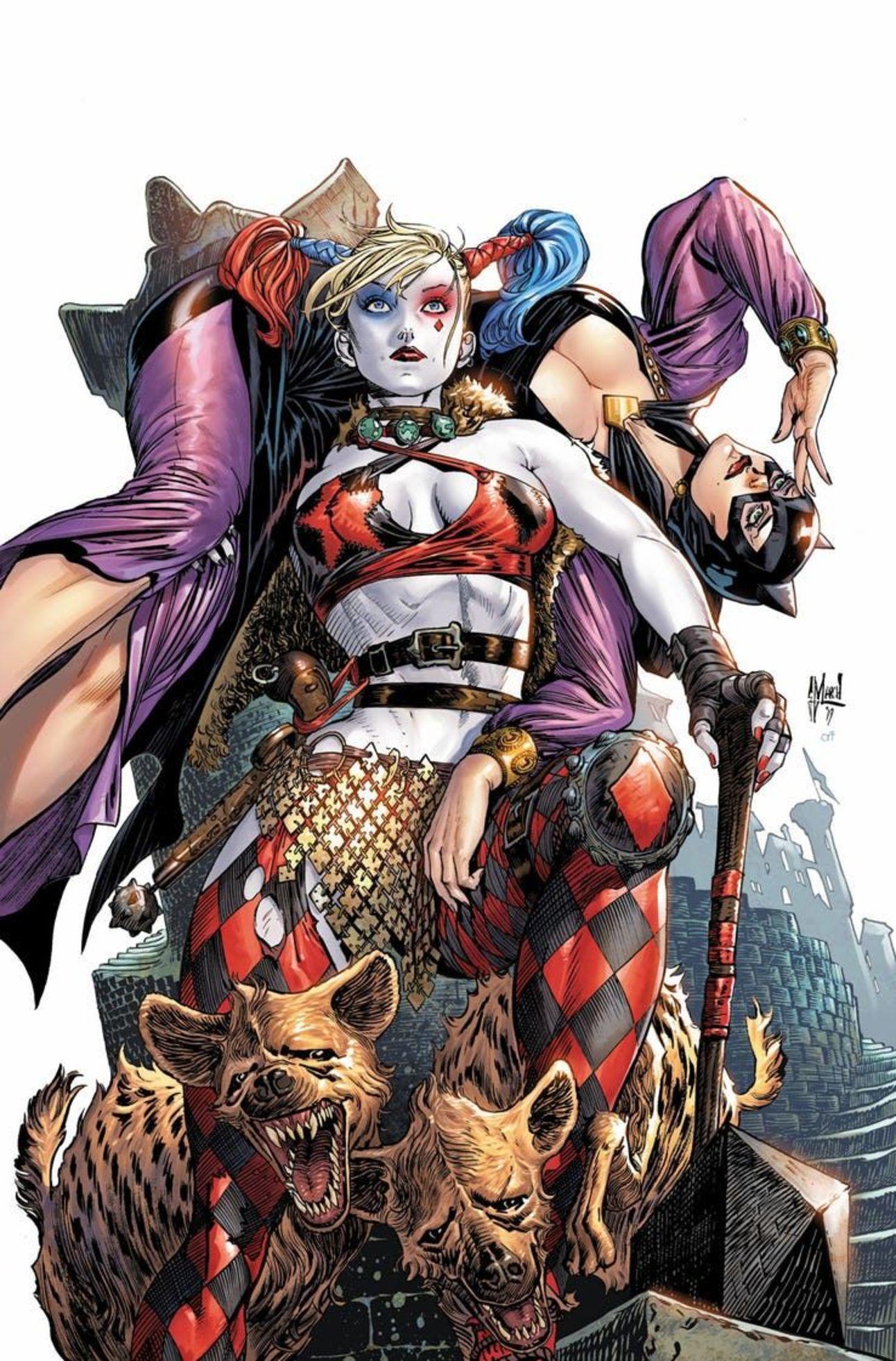 DC Comics May 37