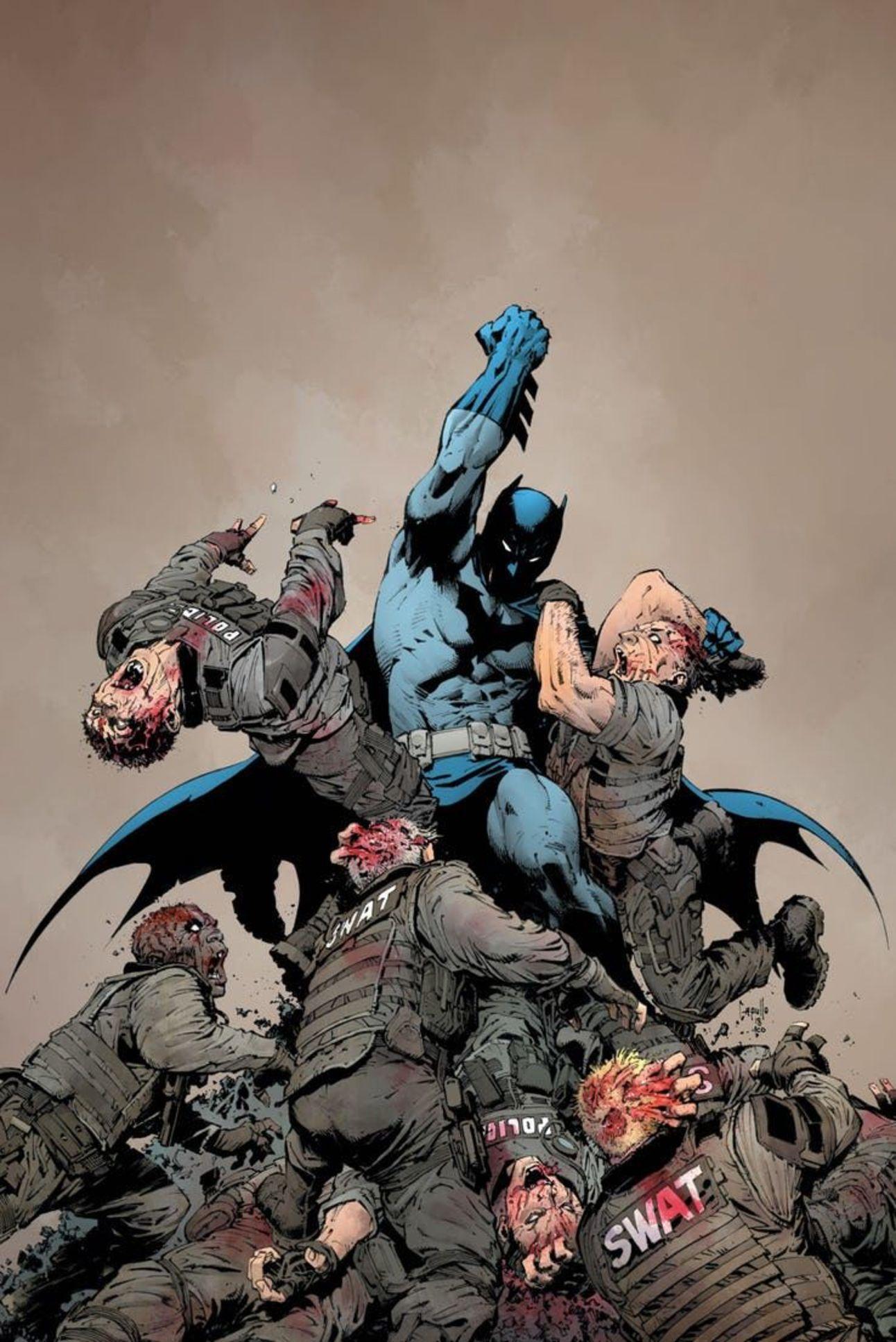 DC Comics May 4