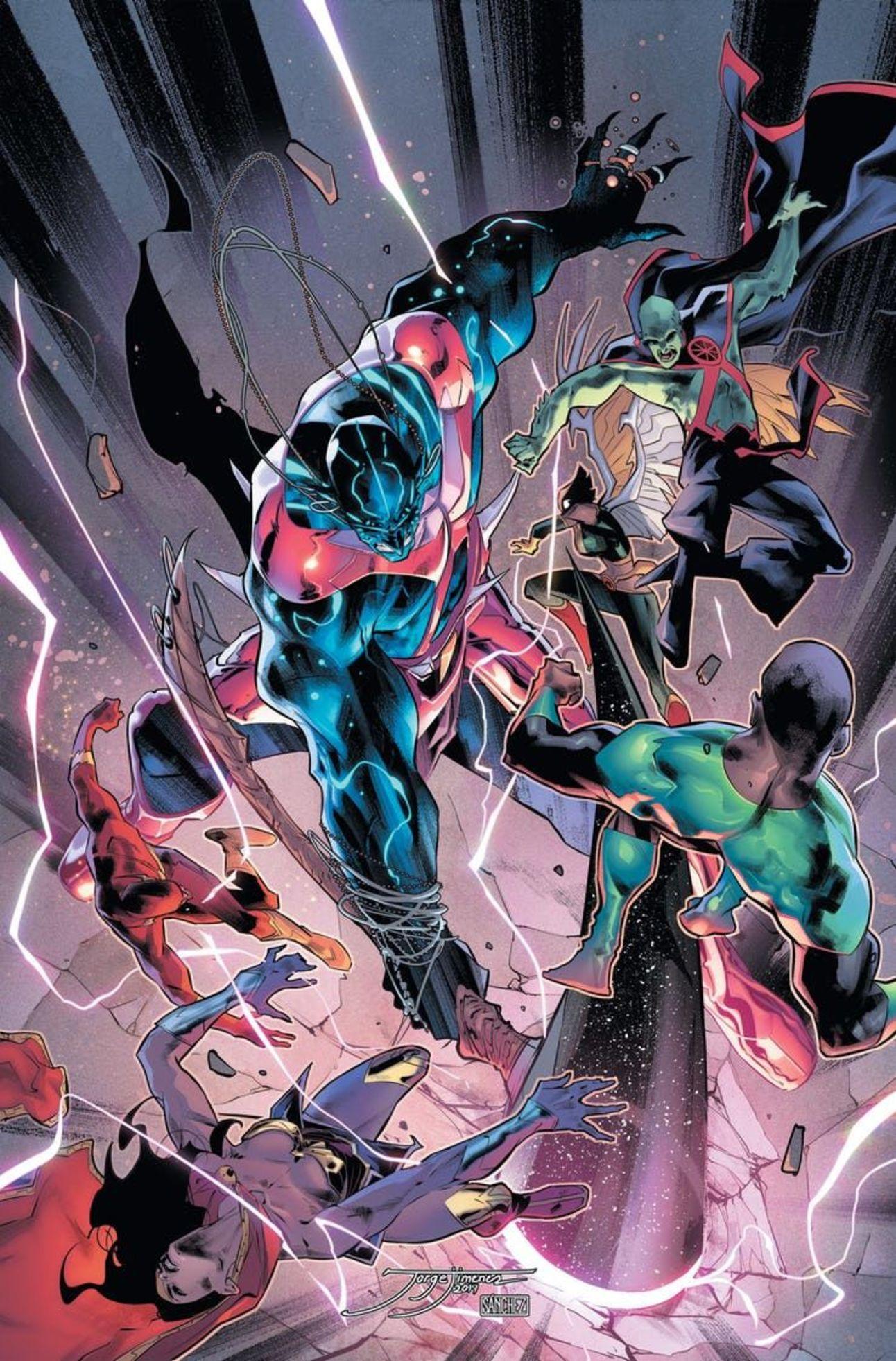 DC Comics May 41
