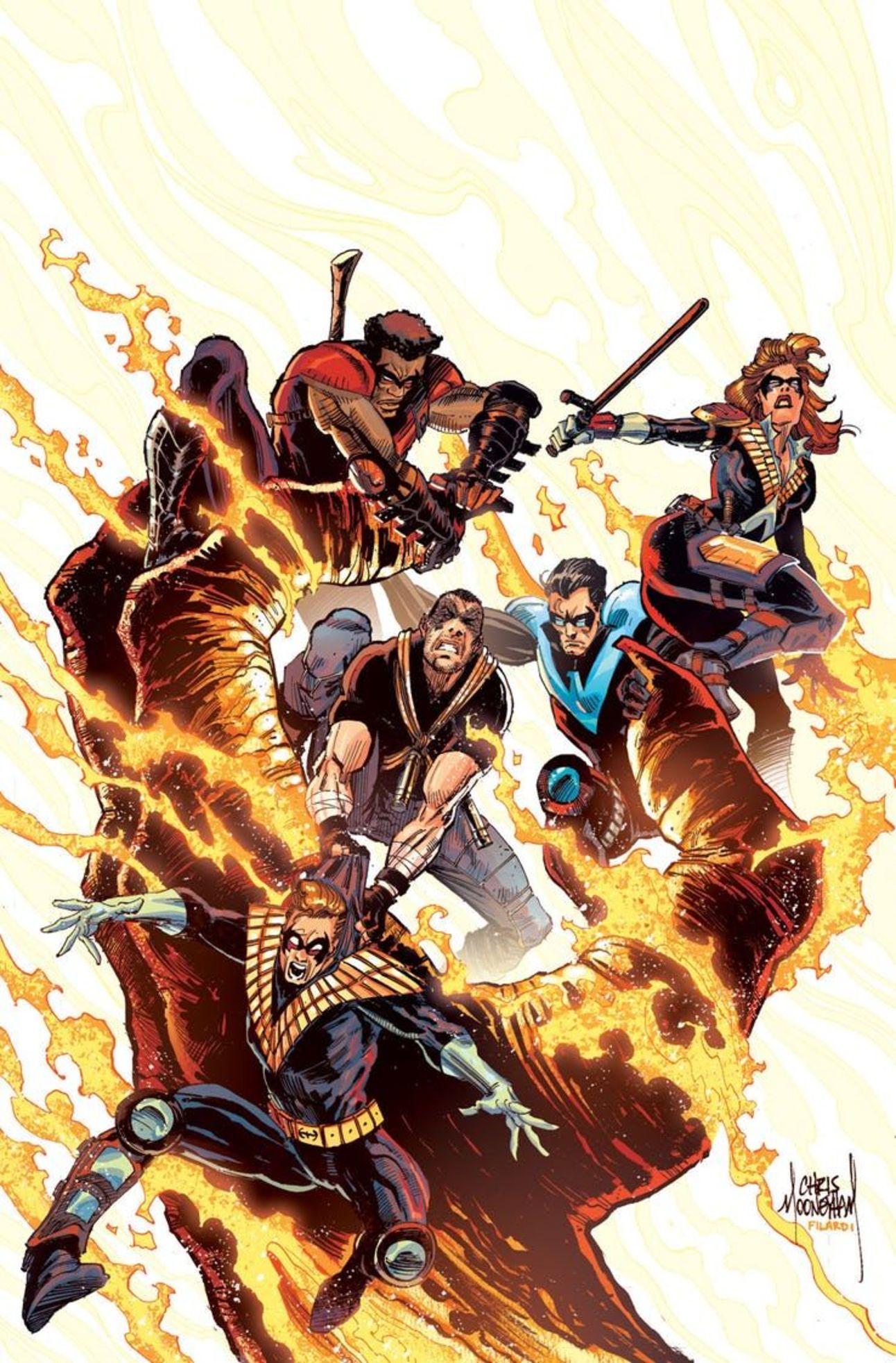 DC Comics May 49