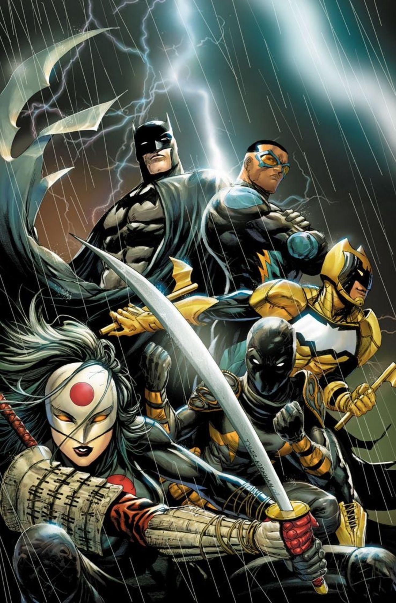 DC Comics May 5