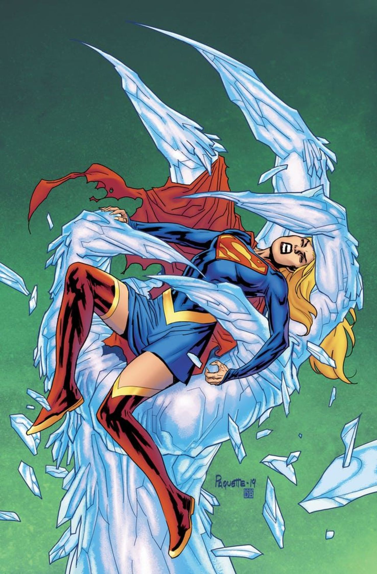 DC Comics May 55