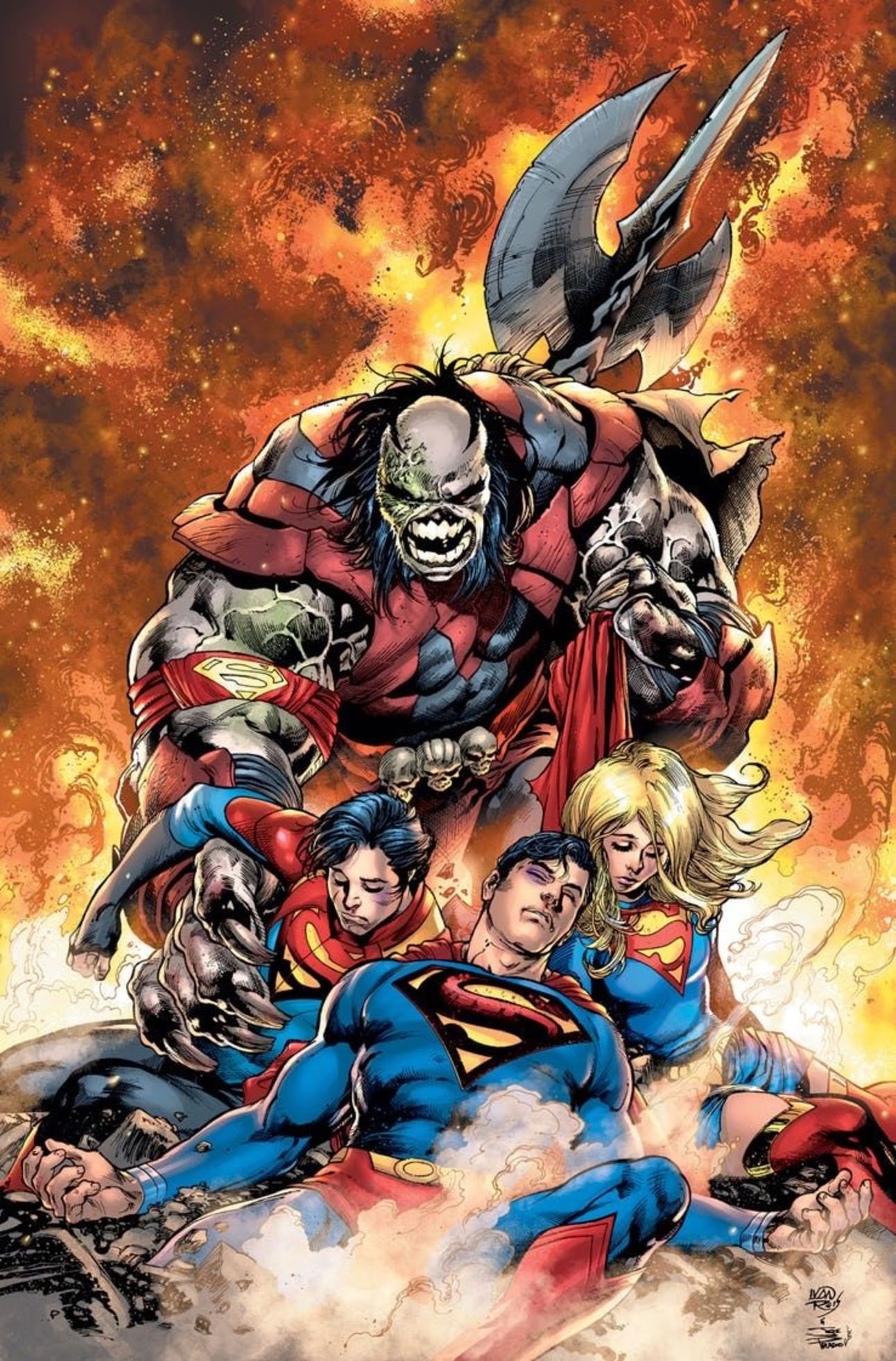 DC Comics May 56