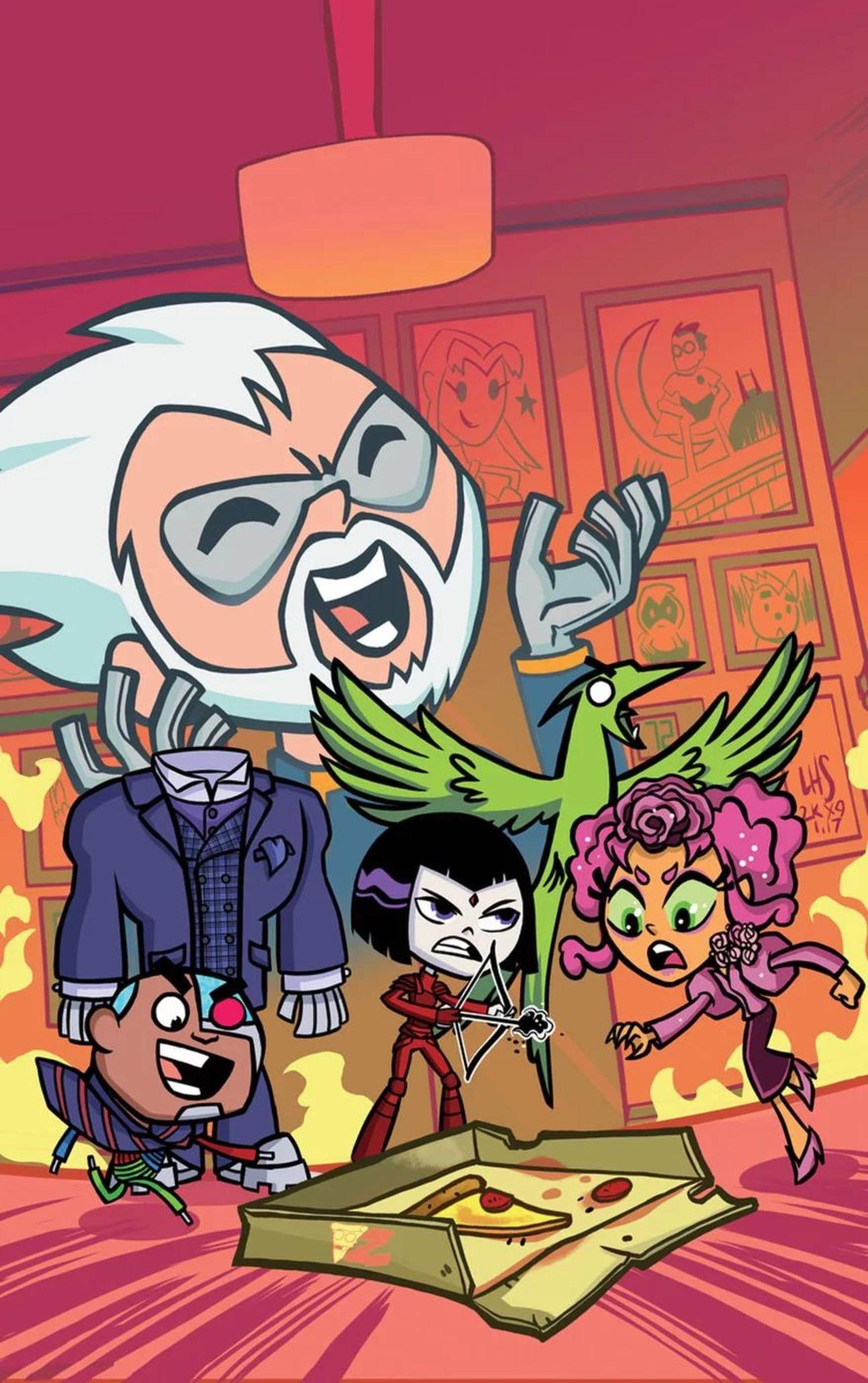 DC Comics May 57