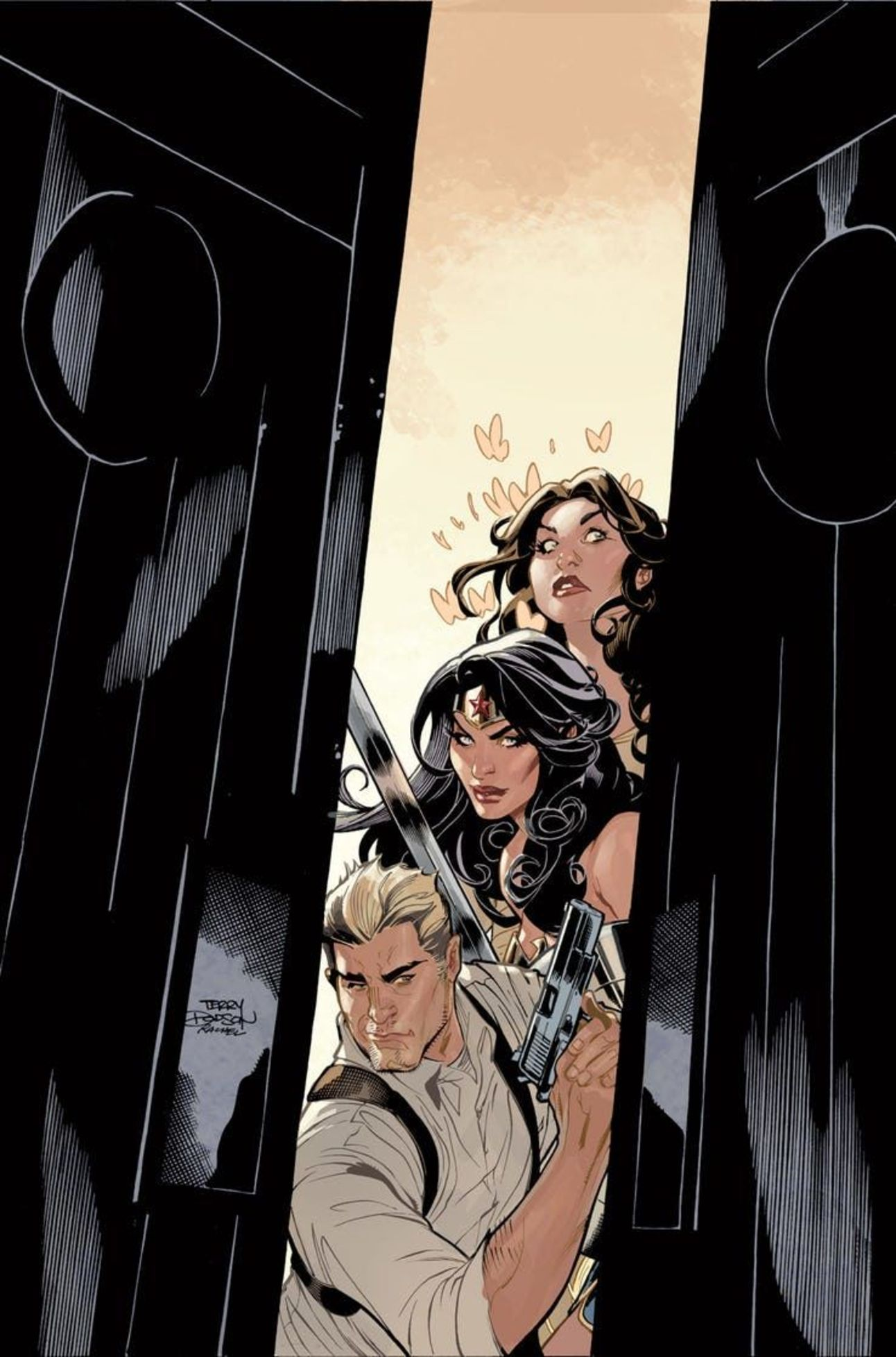 ccb6e5ef2 DC Comics single-issue solicitations for May 2019 DC Comics single ...