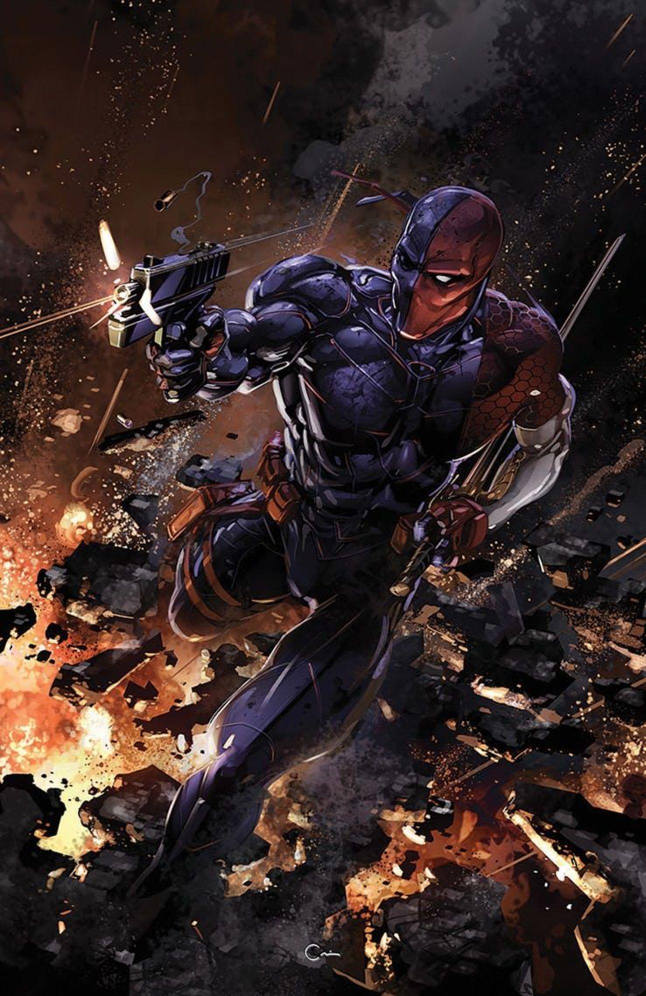 DC Comics May 7