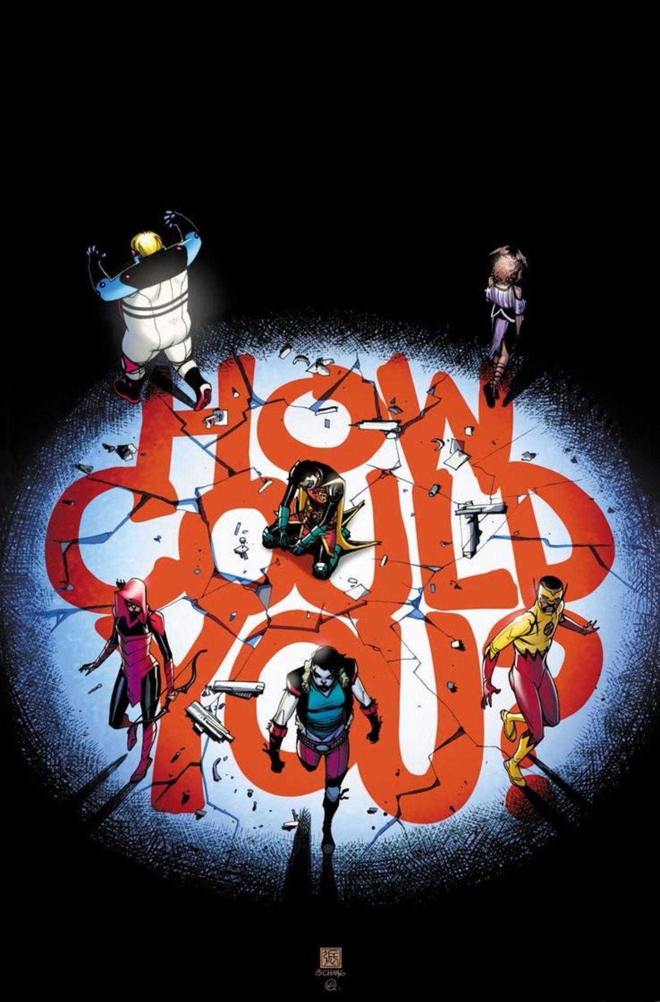DC Comics May 8