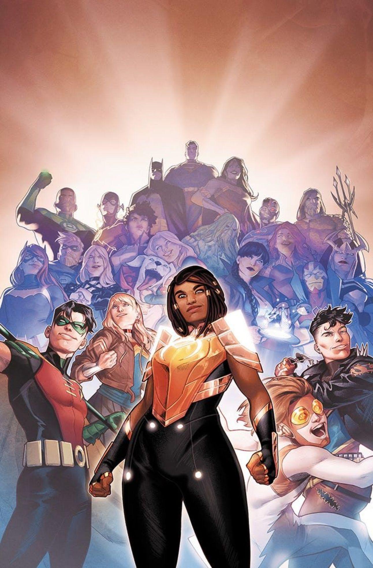 DC Comics May Naomi