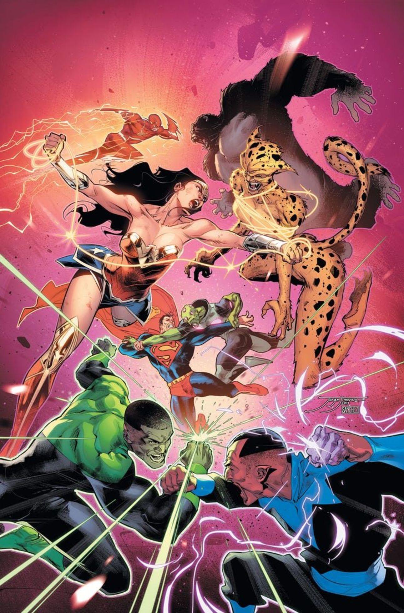 DC Comics single-issue solicitations for June 2019 DC Comics single