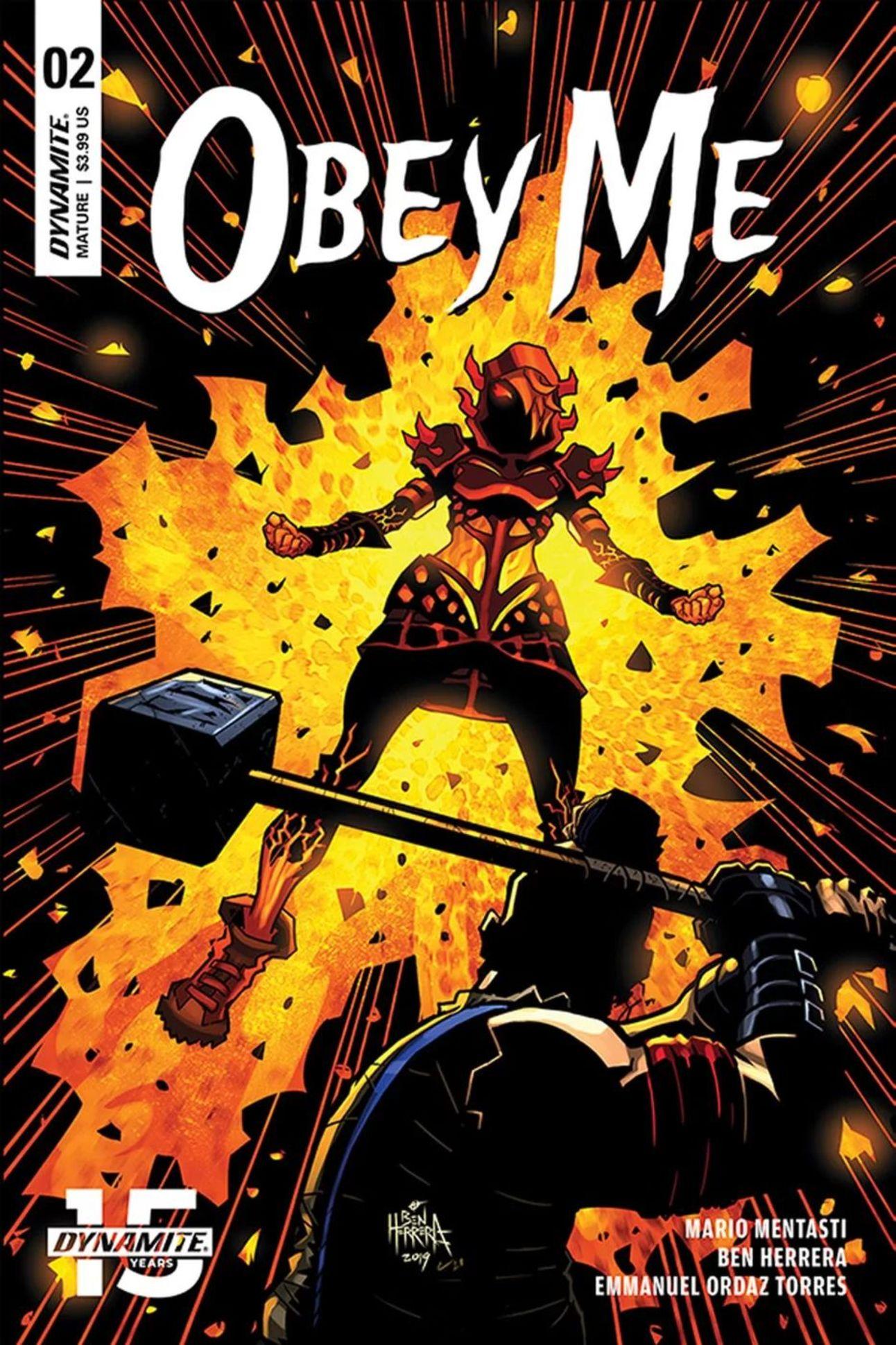 Dynamite May 10