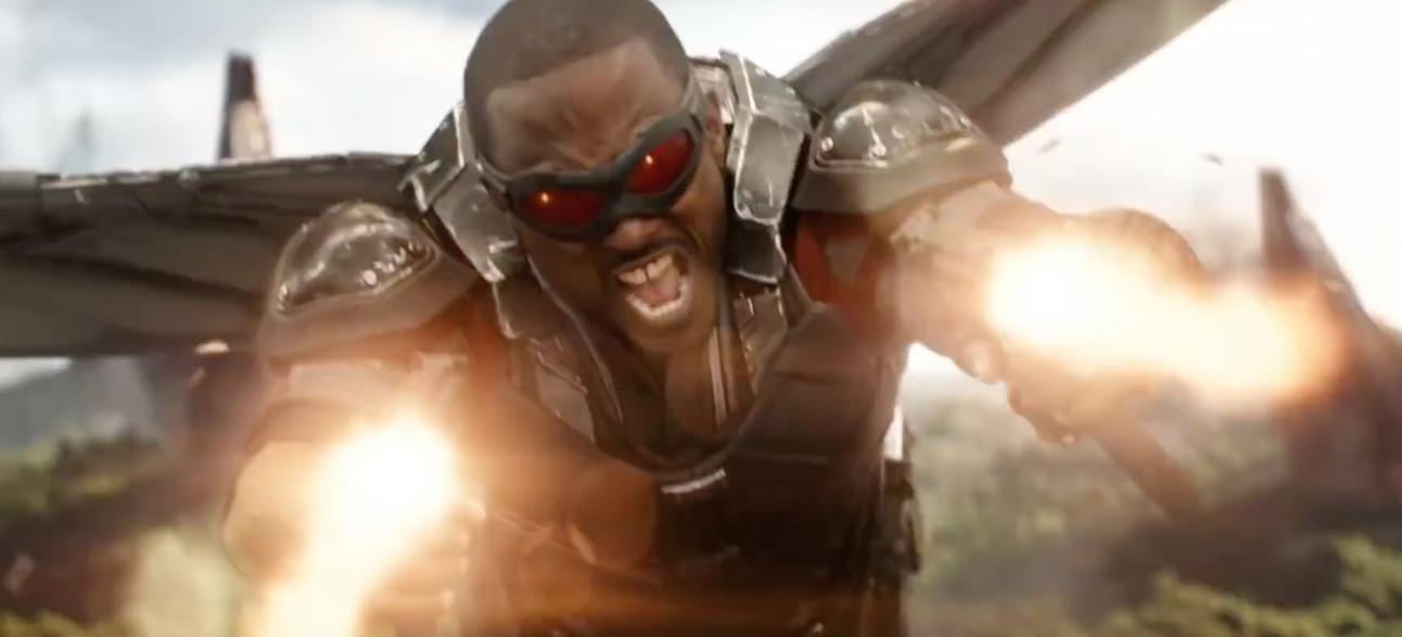 Avengers: Infinity War- Sam Wilson (Falcon)