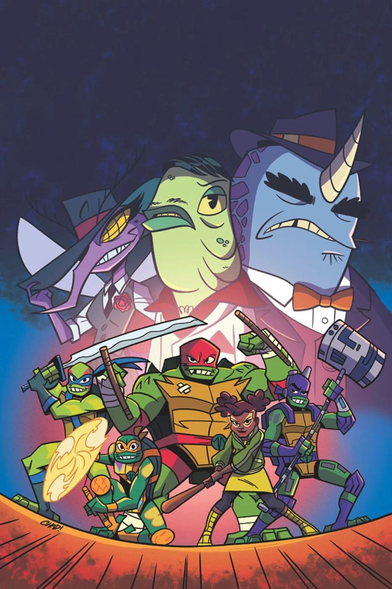 Idw Publishing Single Issue Solicitations For July 2019