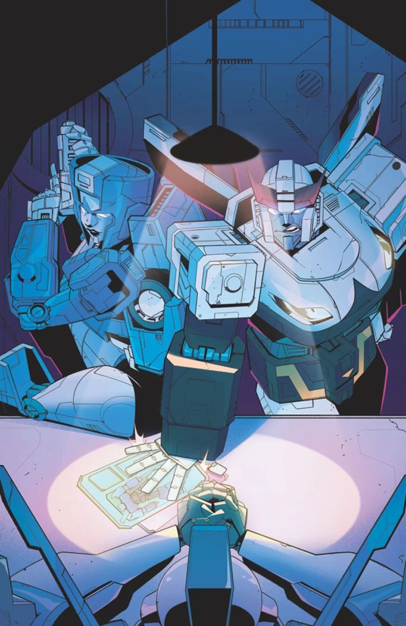 IDW Publishing single-issue solicitations for July 2019