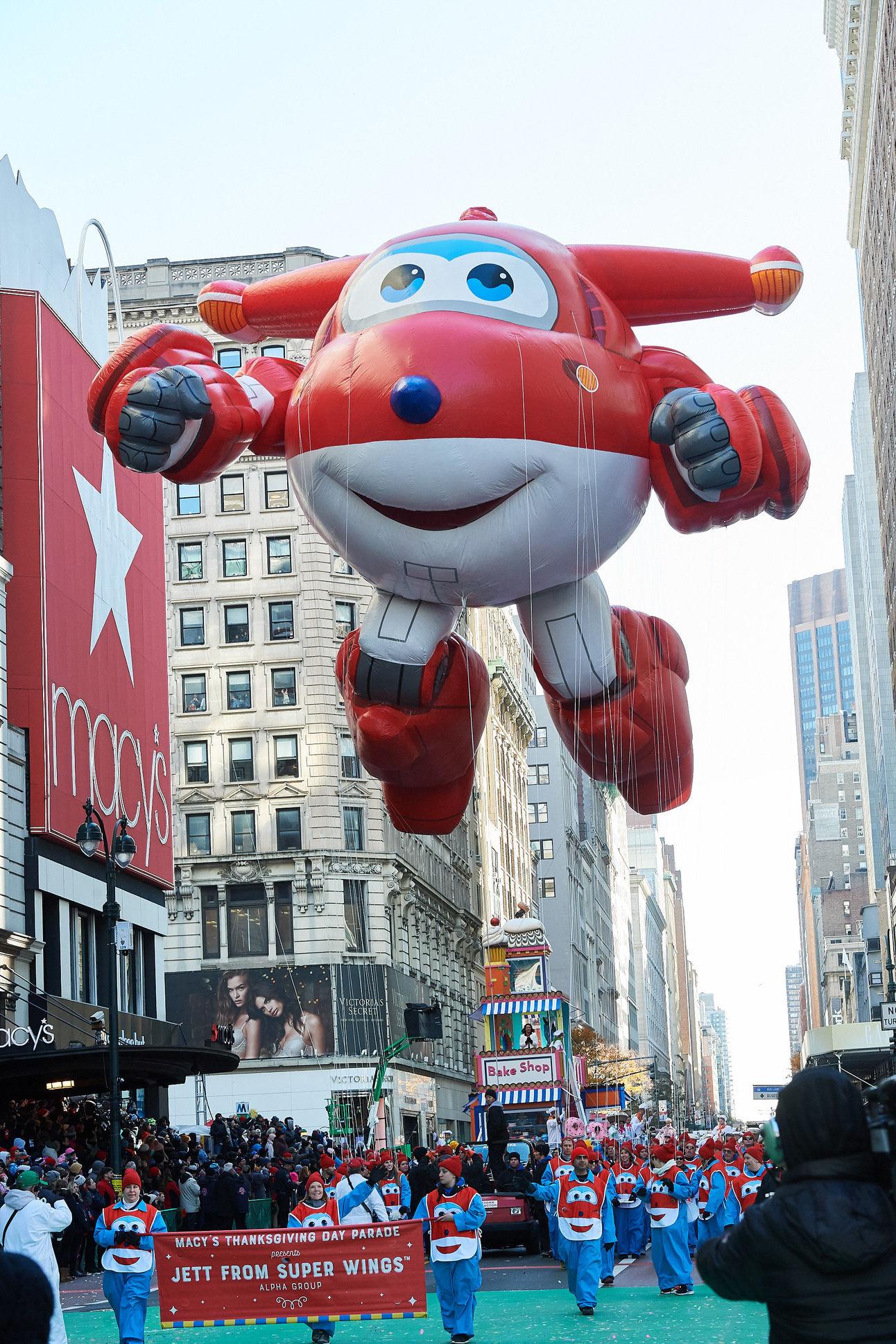 Jett Super Wings Balloon