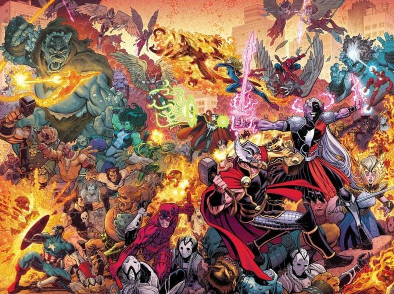Marvel April 2019 1