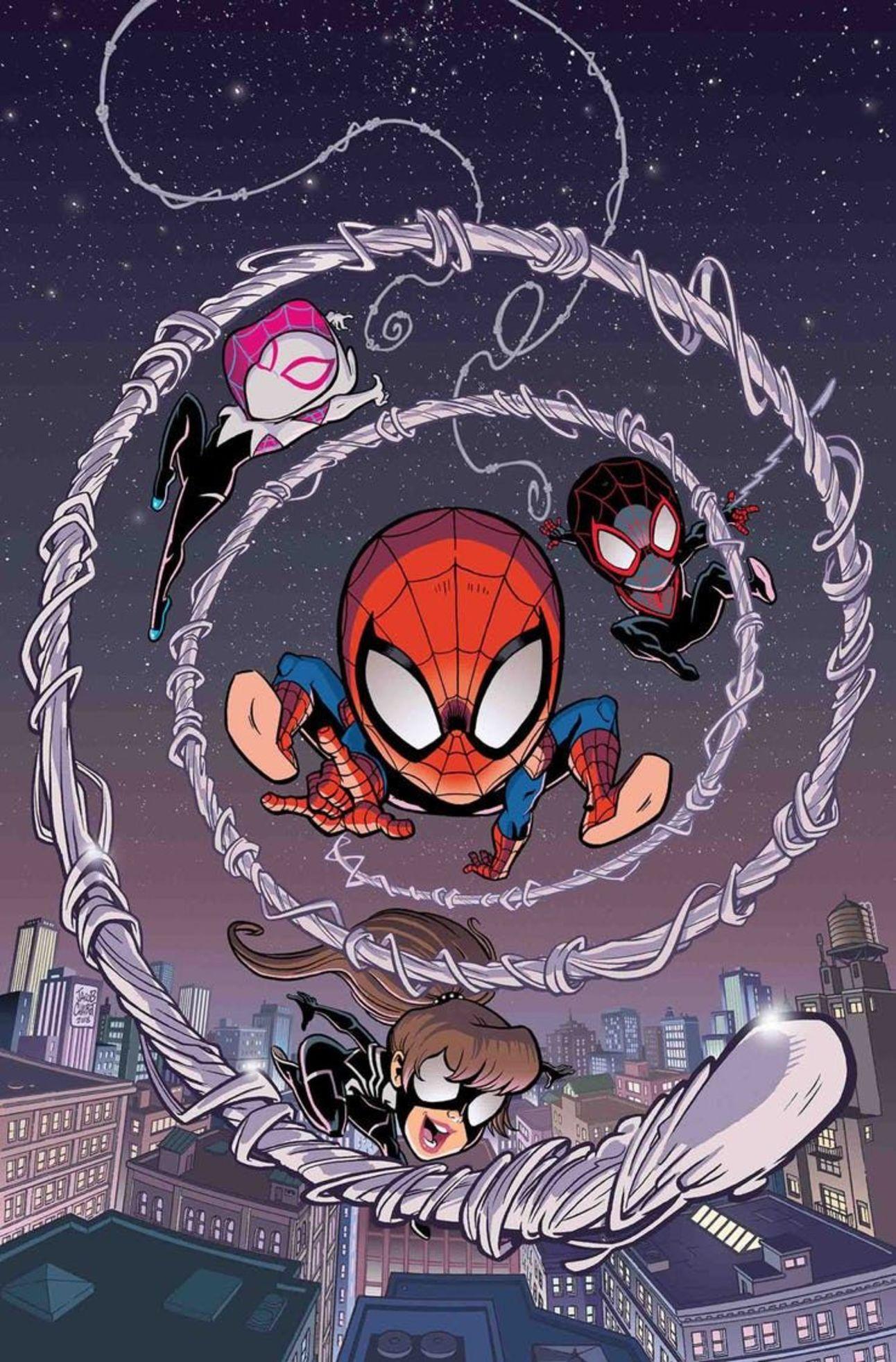 Marvel April 2019 100