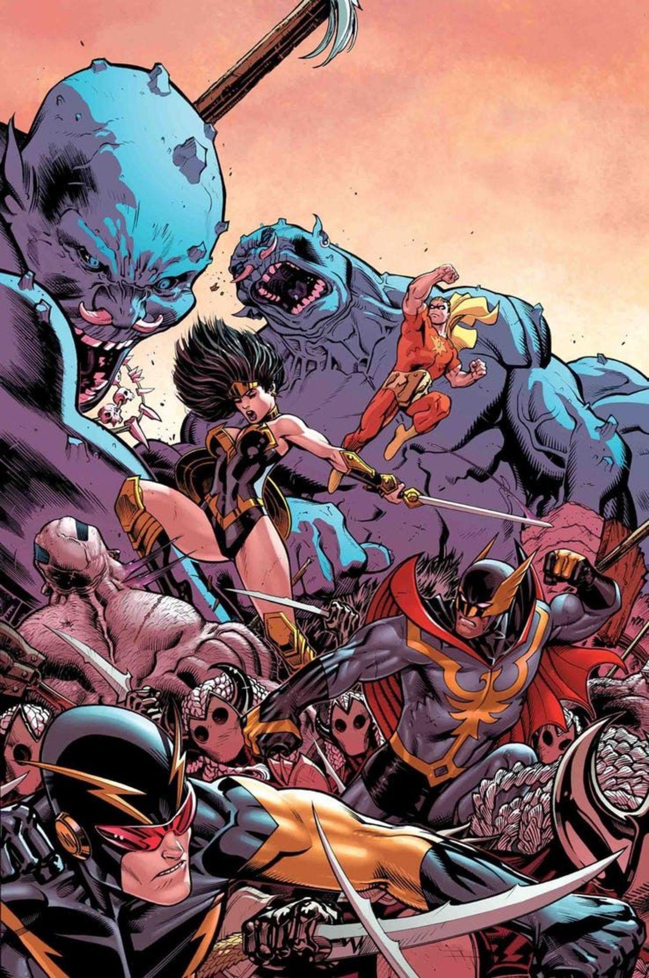 Marvel April 2019 5