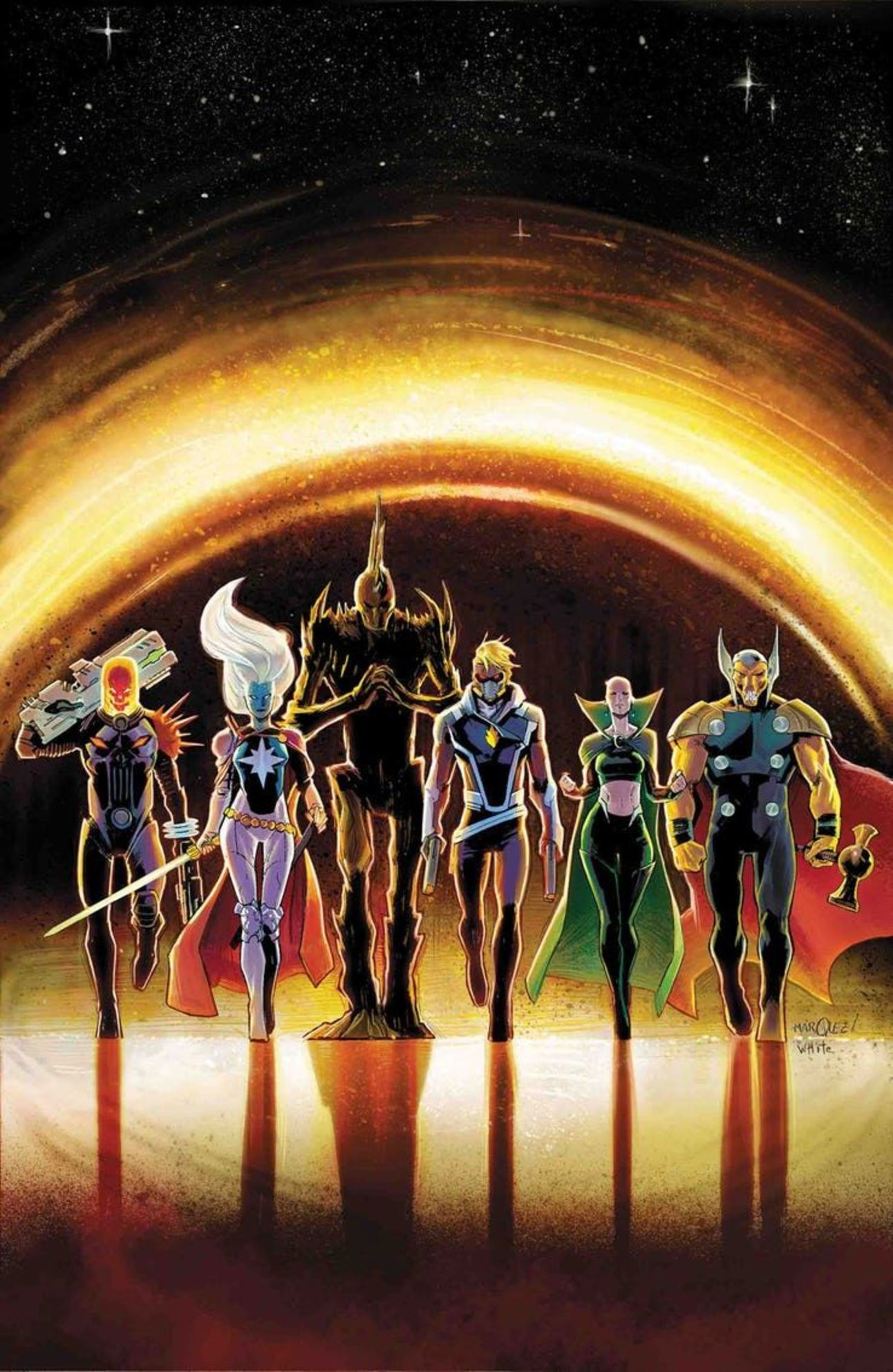 Marvel April 2019 50