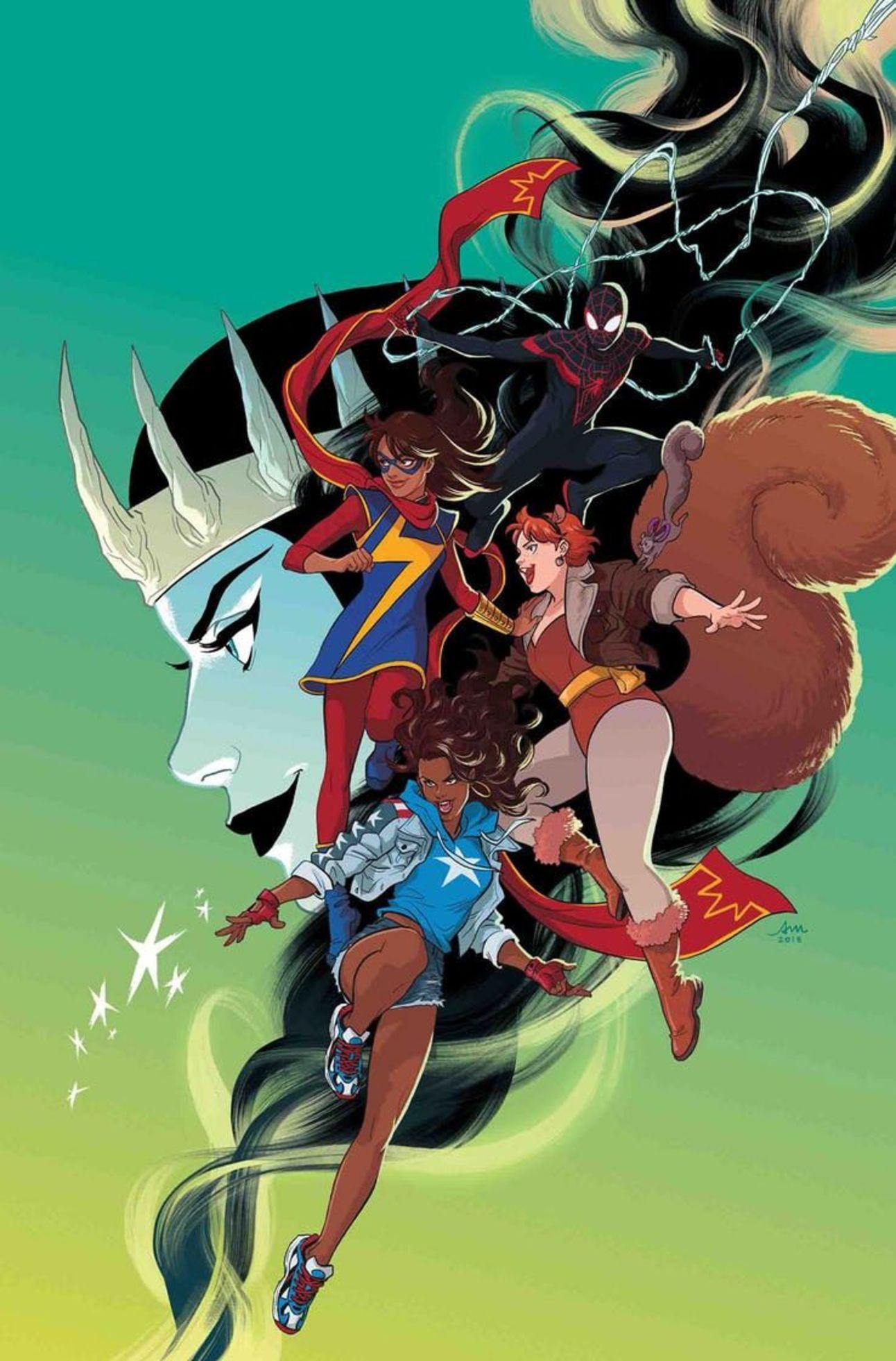 Marvel April 2019 99