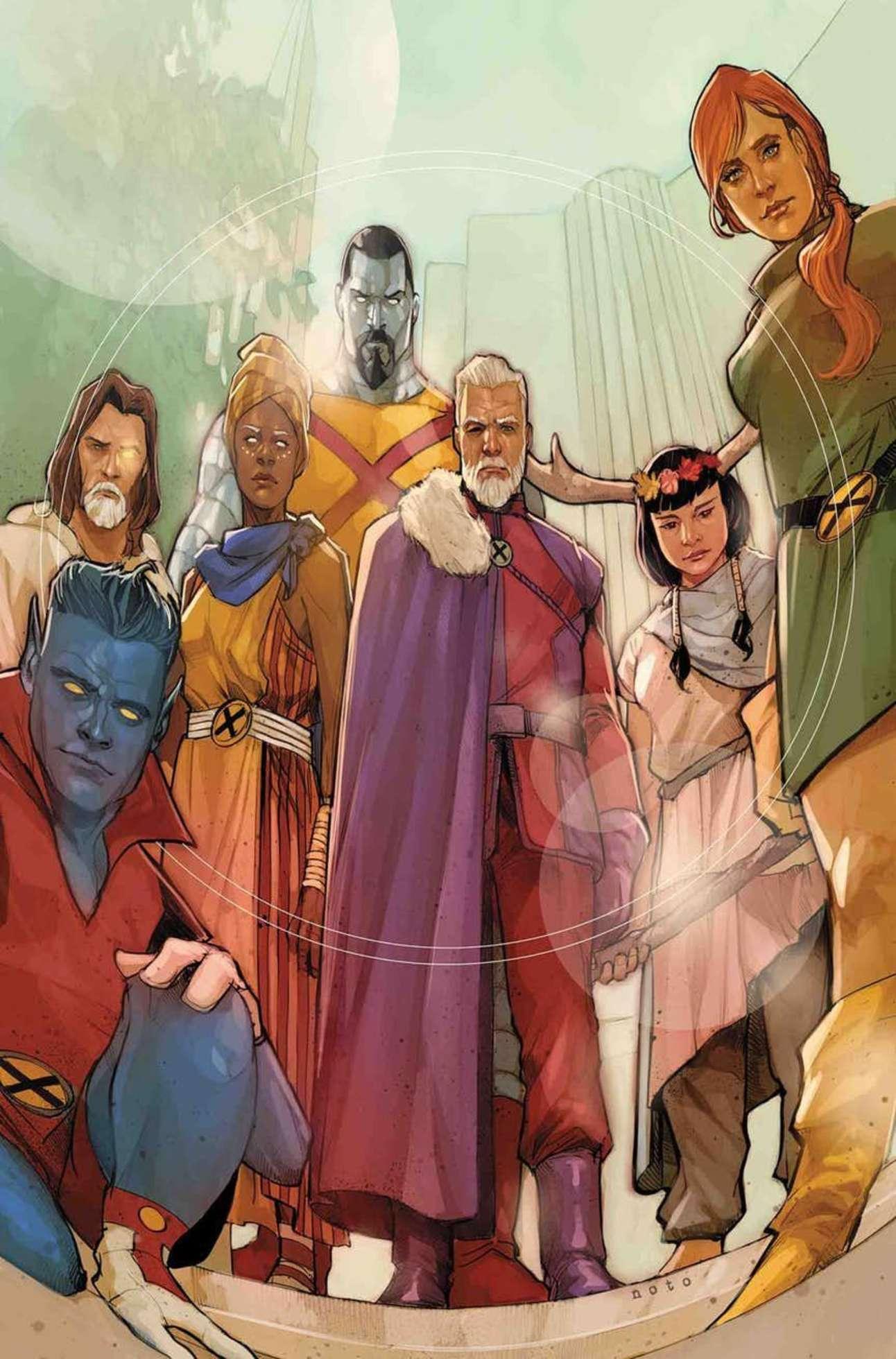 Marvel January 12