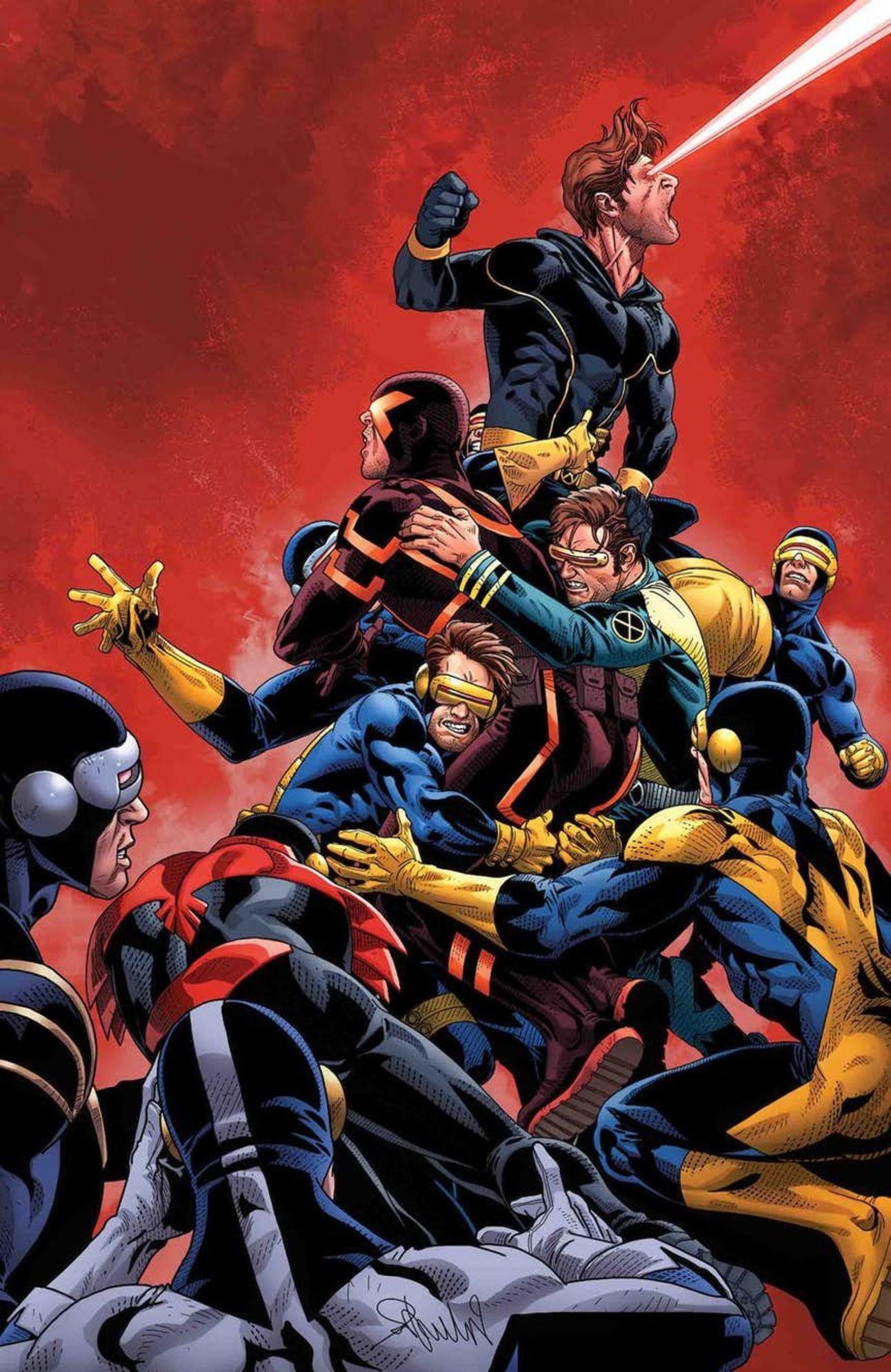 Marvel January 19