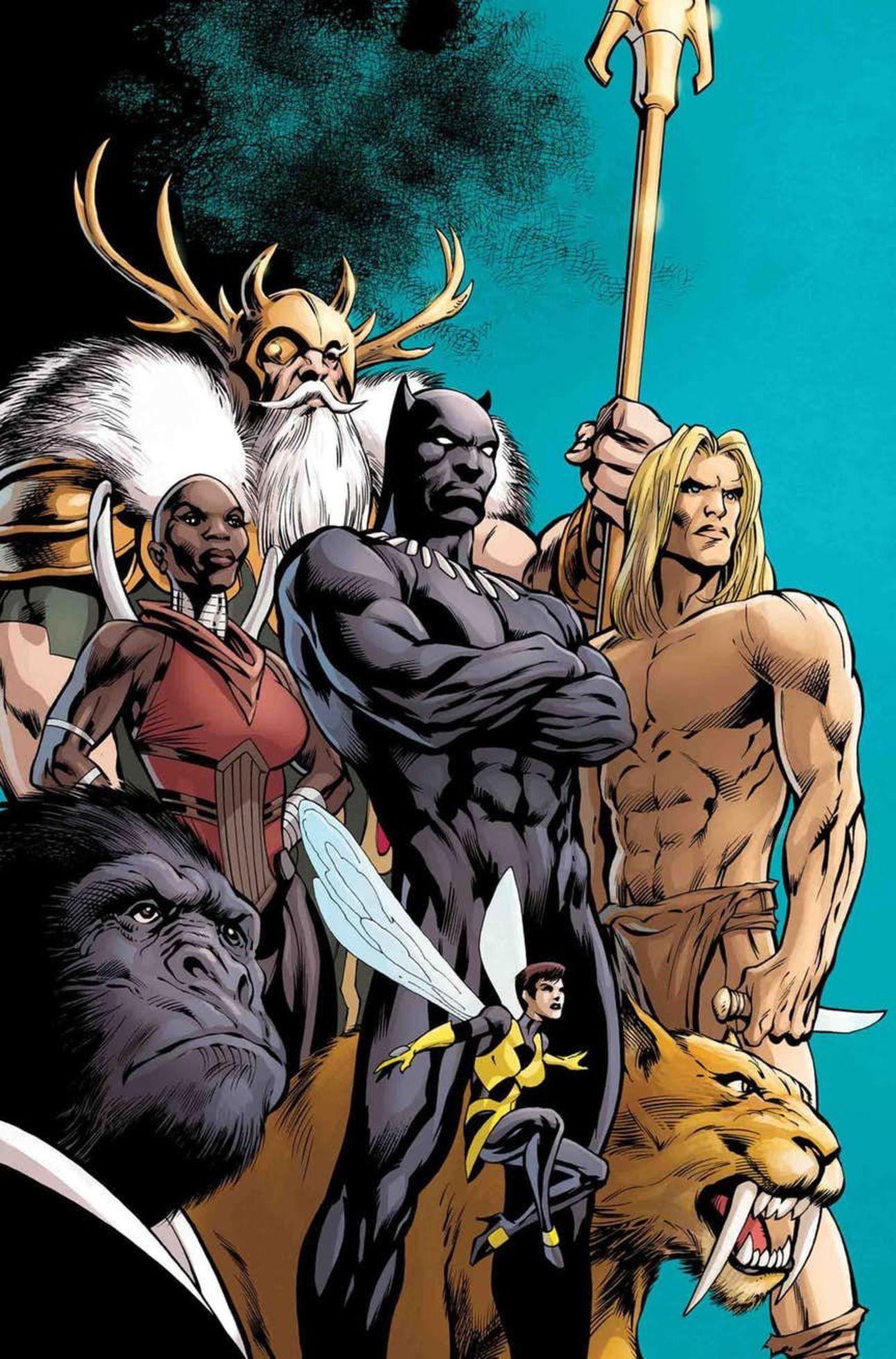 Marvel January 22