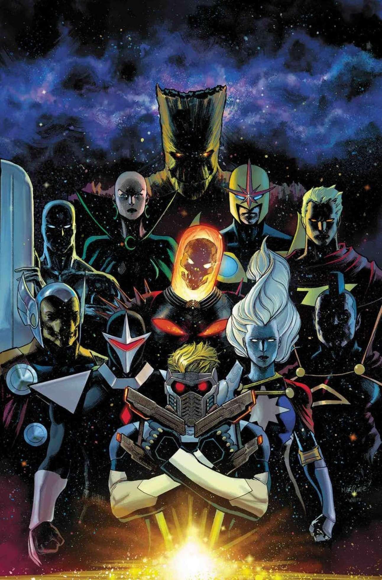 Marvel January 3