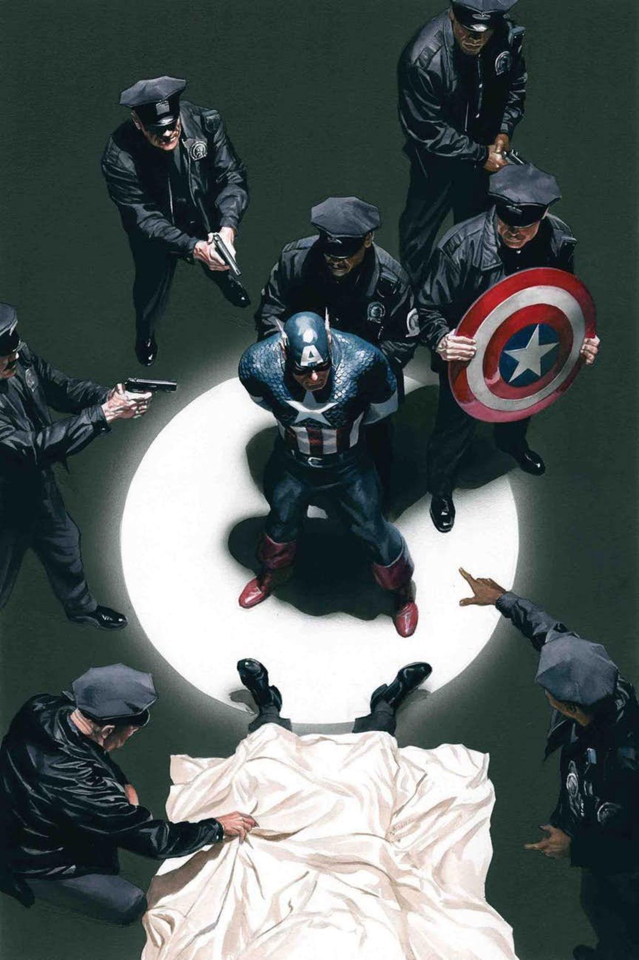 Marvel January 30