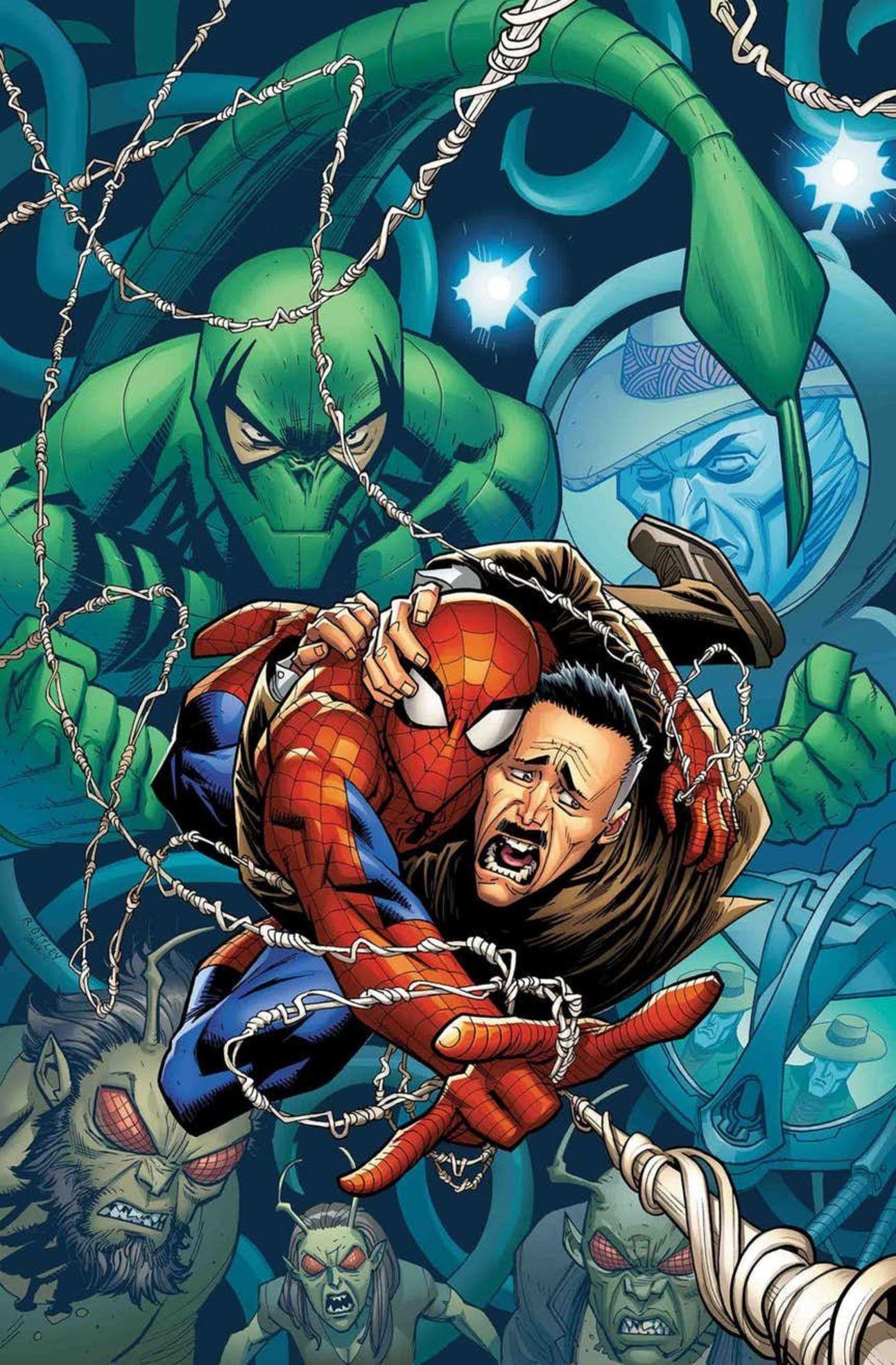 Marvel January 31