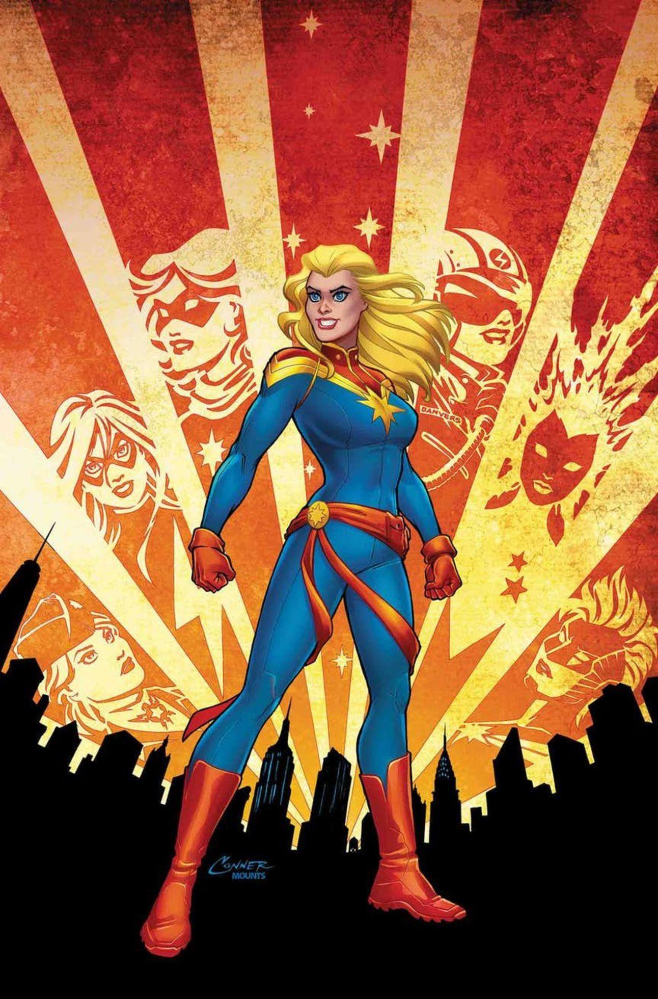 Marvel January 4