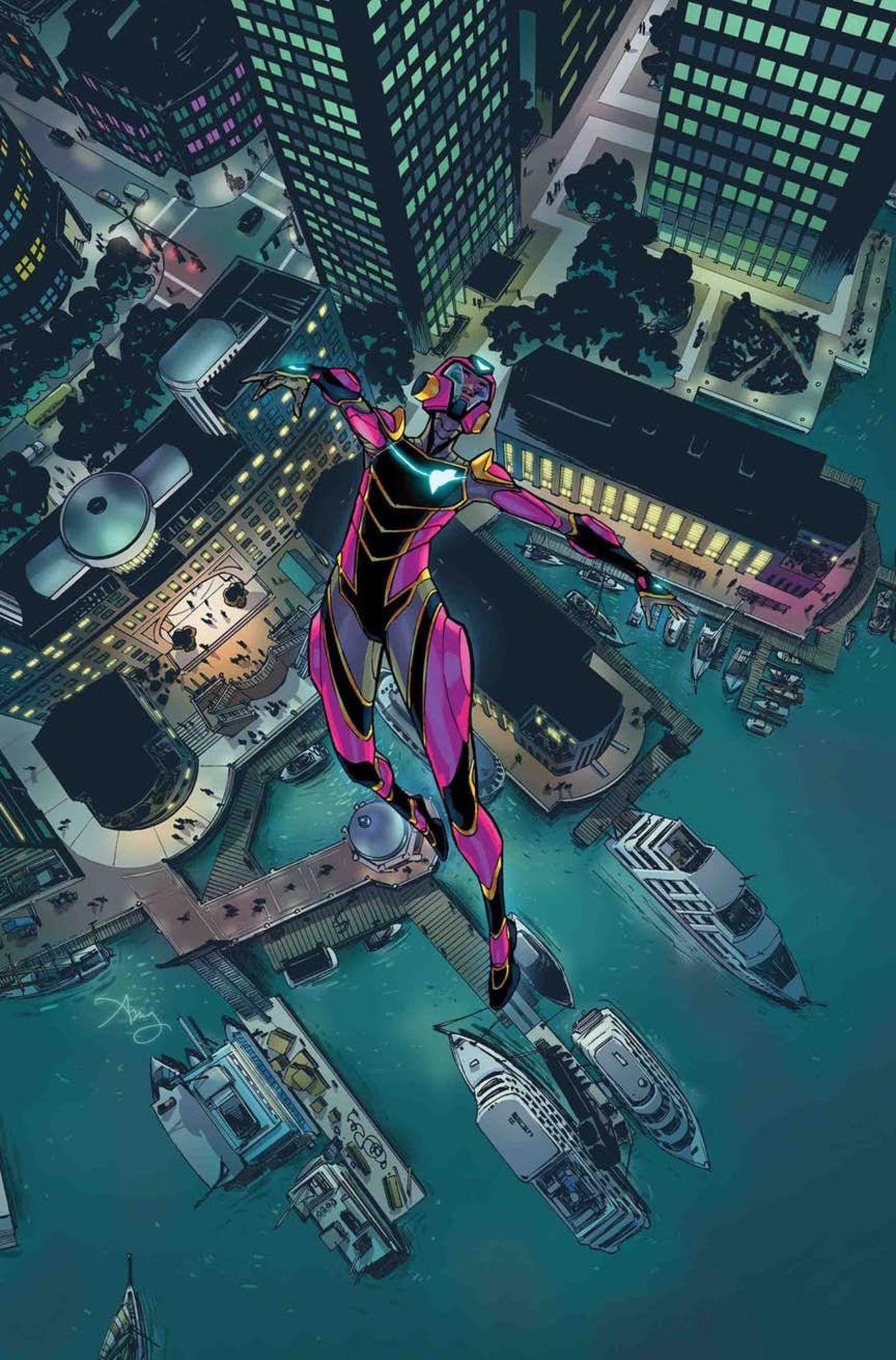 Marvel January 45