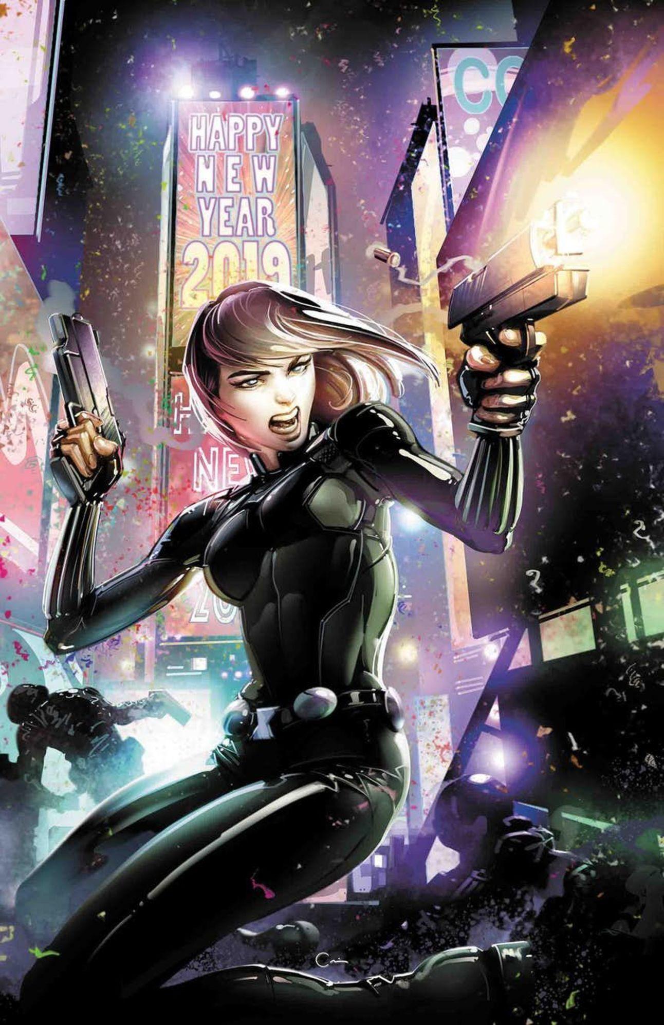 Marvel January 5
