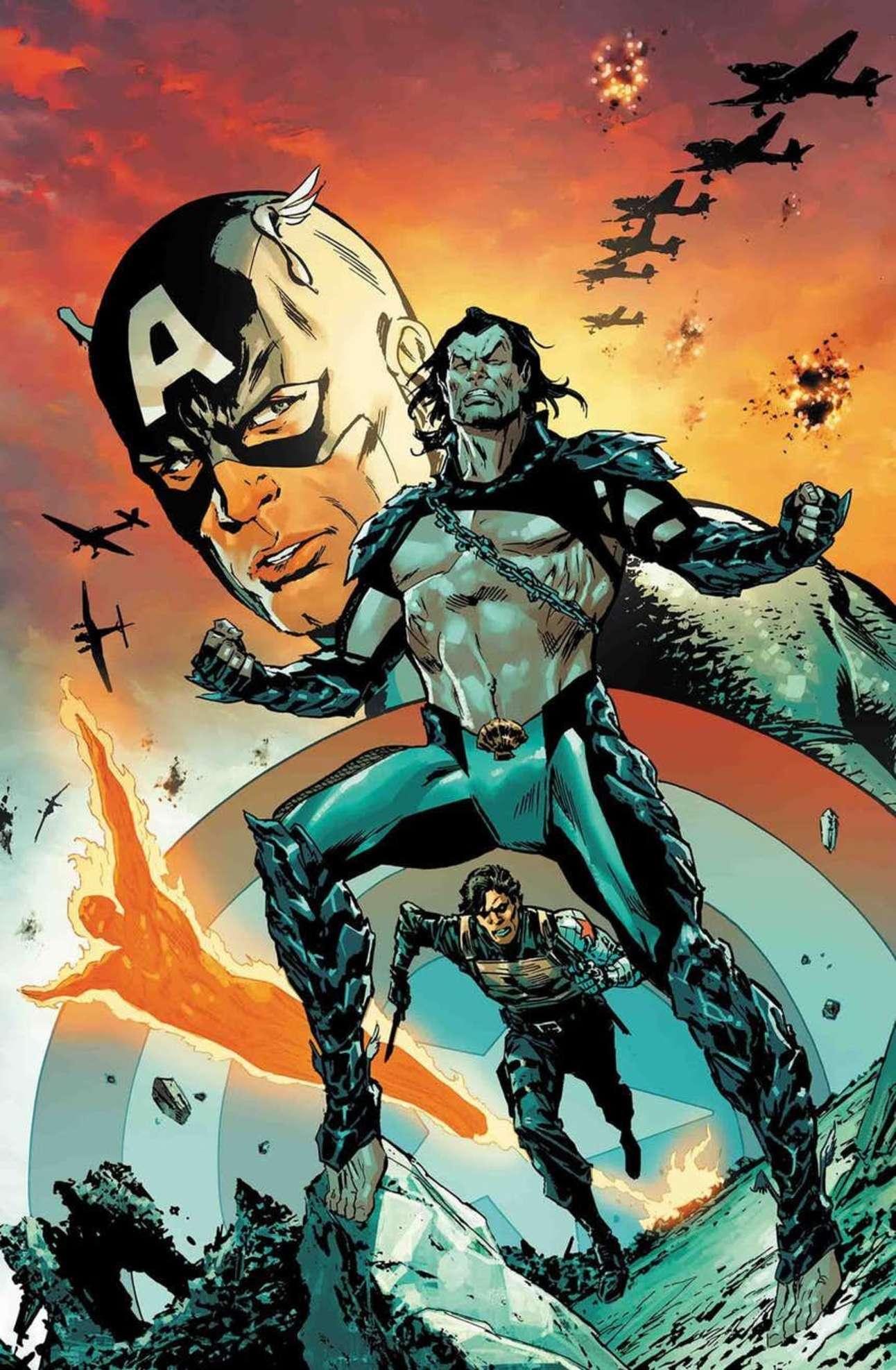 Marvel January 7