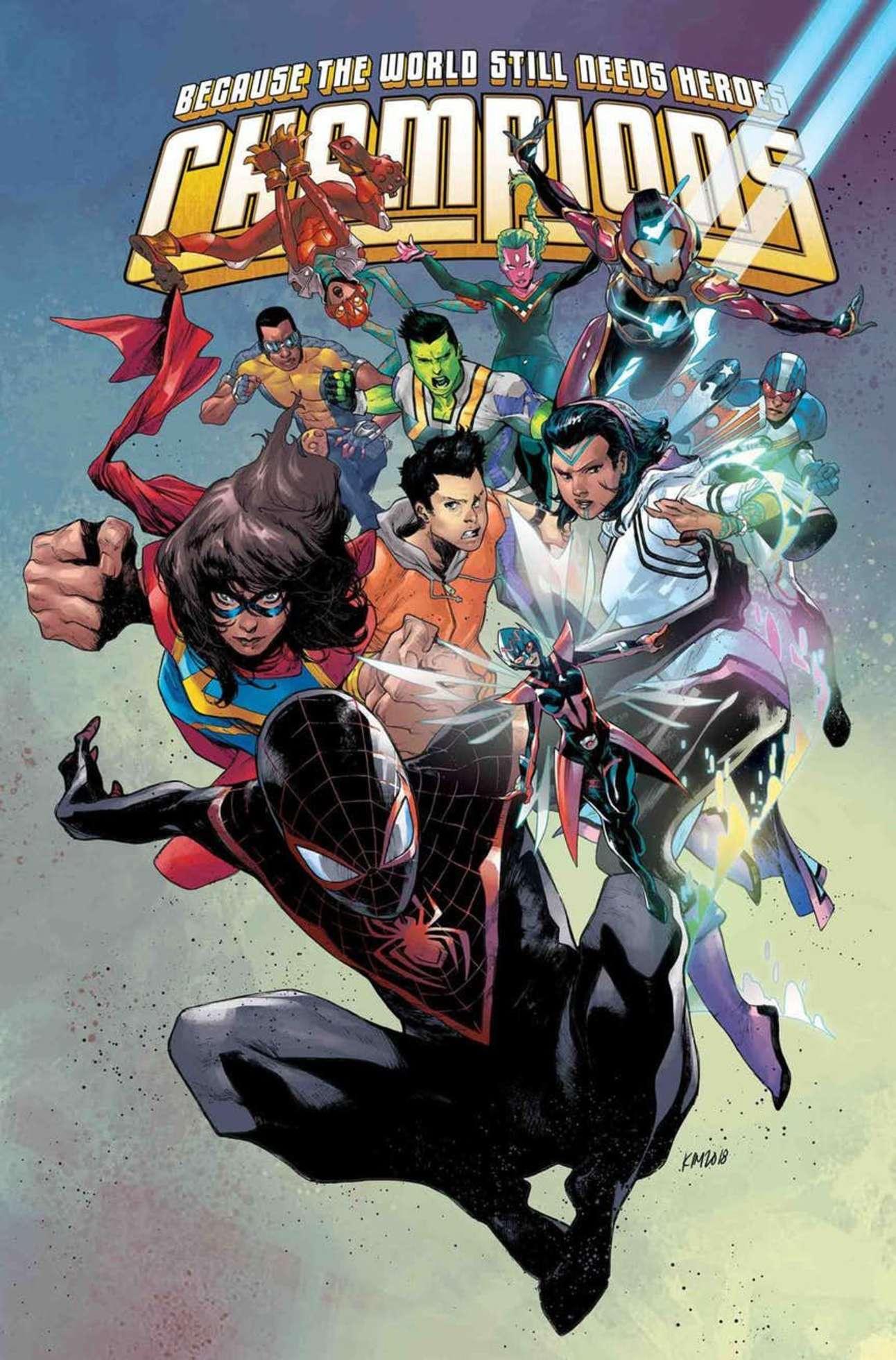 Marvel January 8
