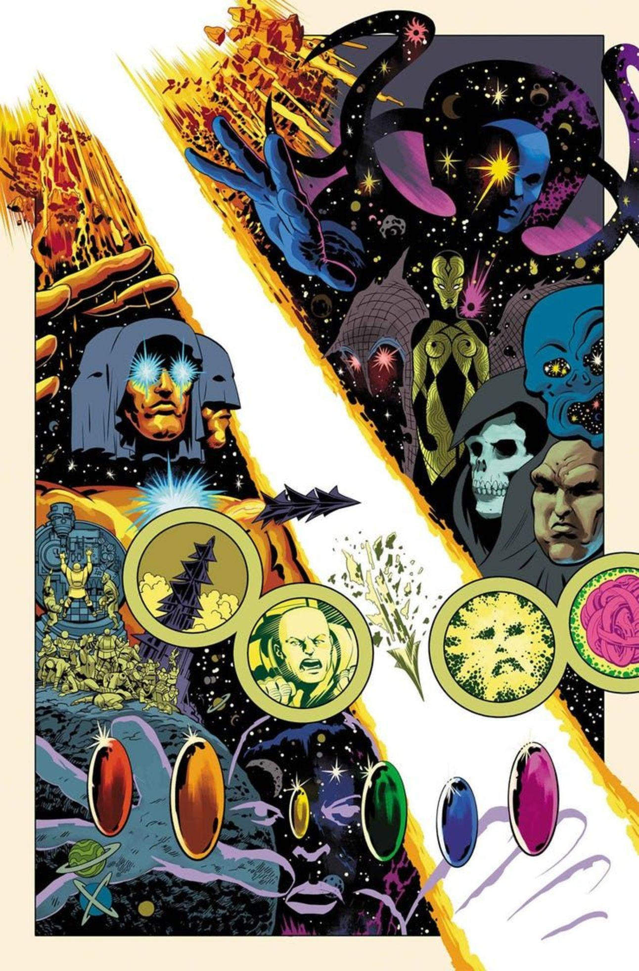 Marvel Comics single-issue solicitations for July 2019