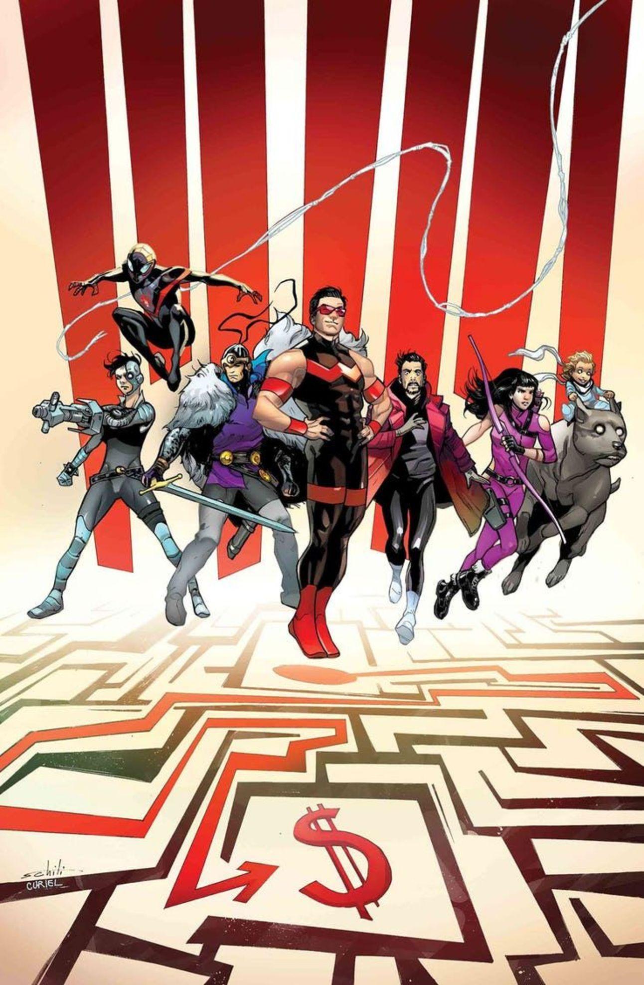 Marvel June 2019 2
