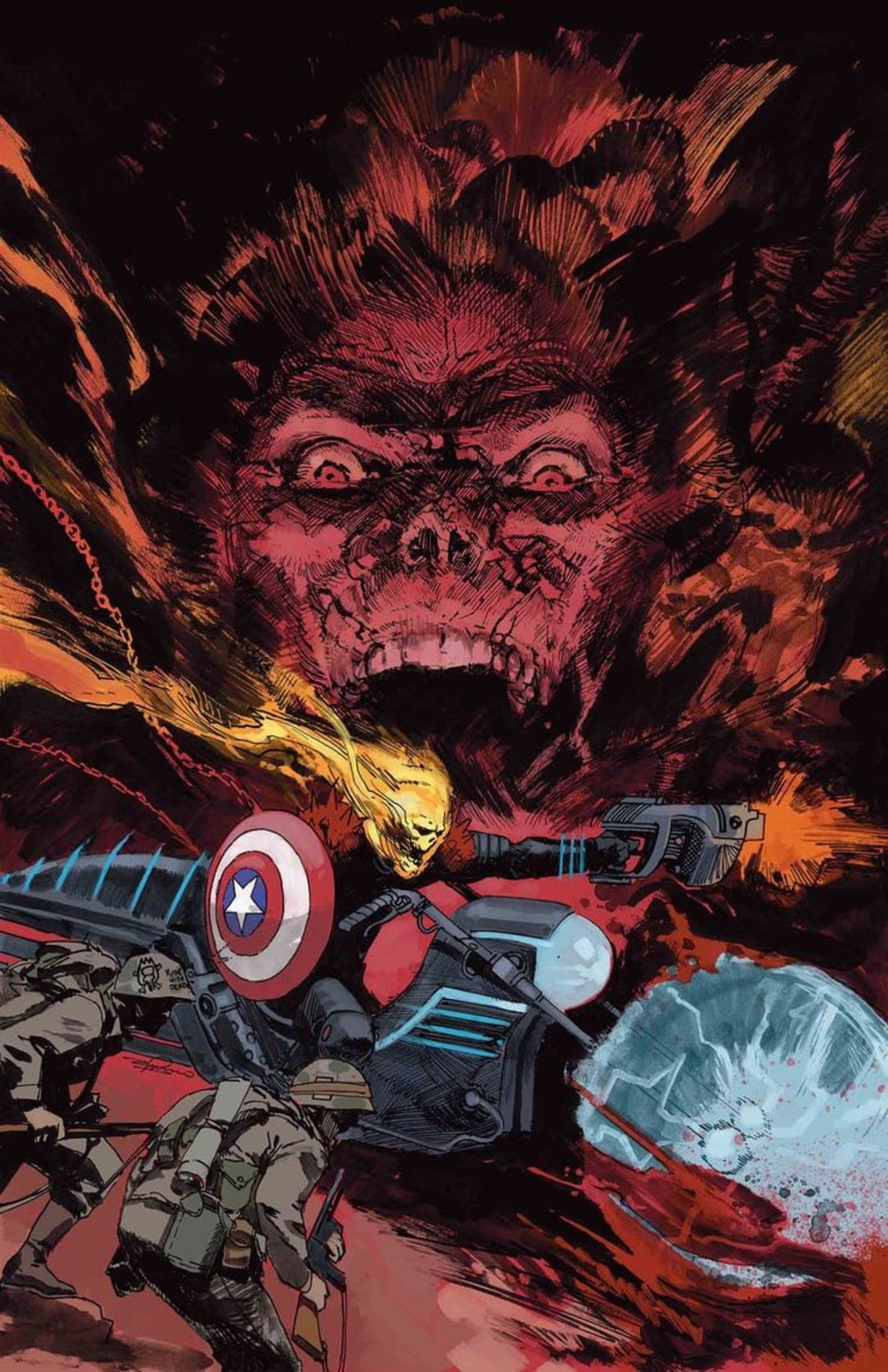 Marvel Comics single-issue solicitations for June 2019