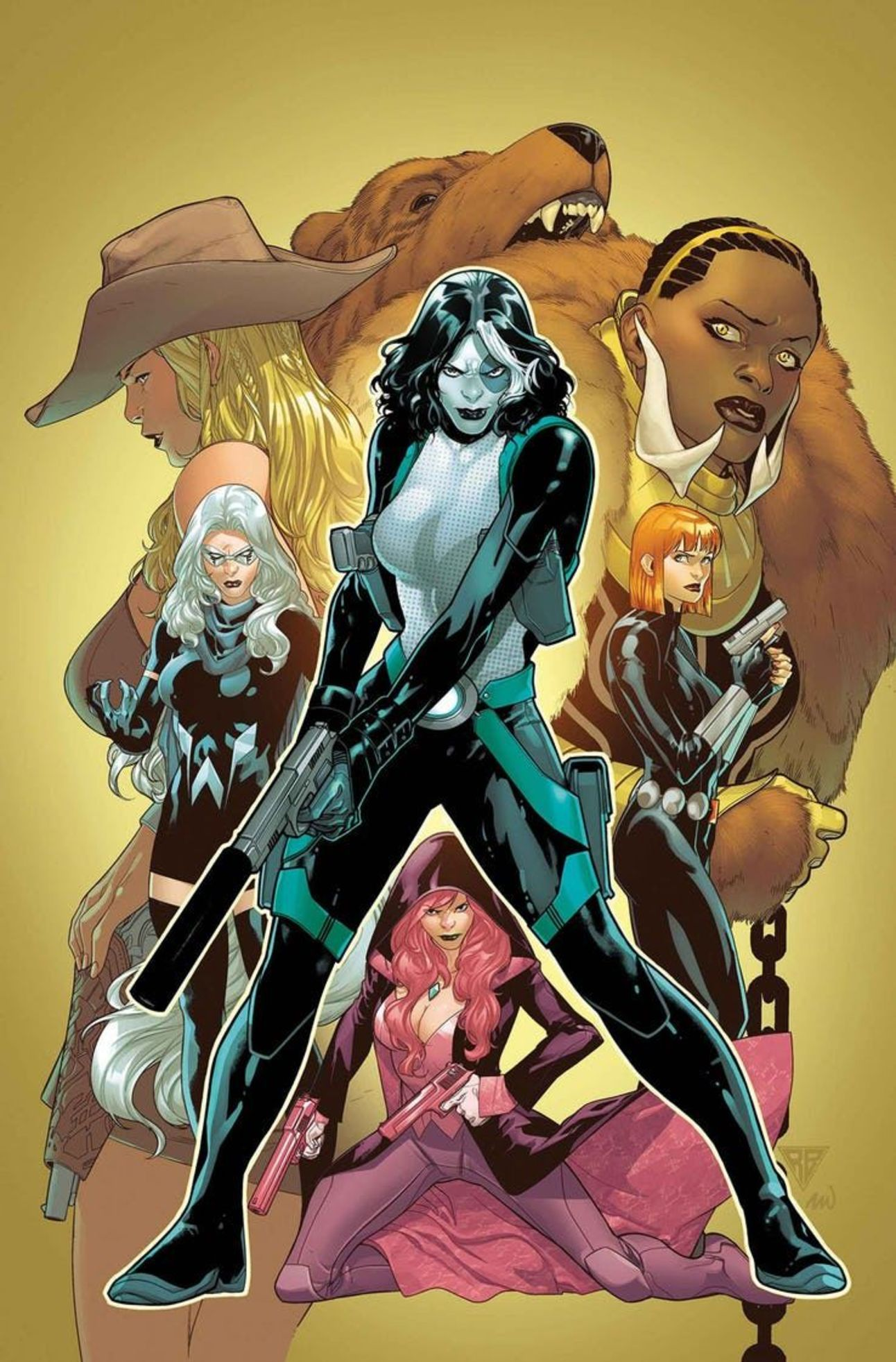 Marvel March 18