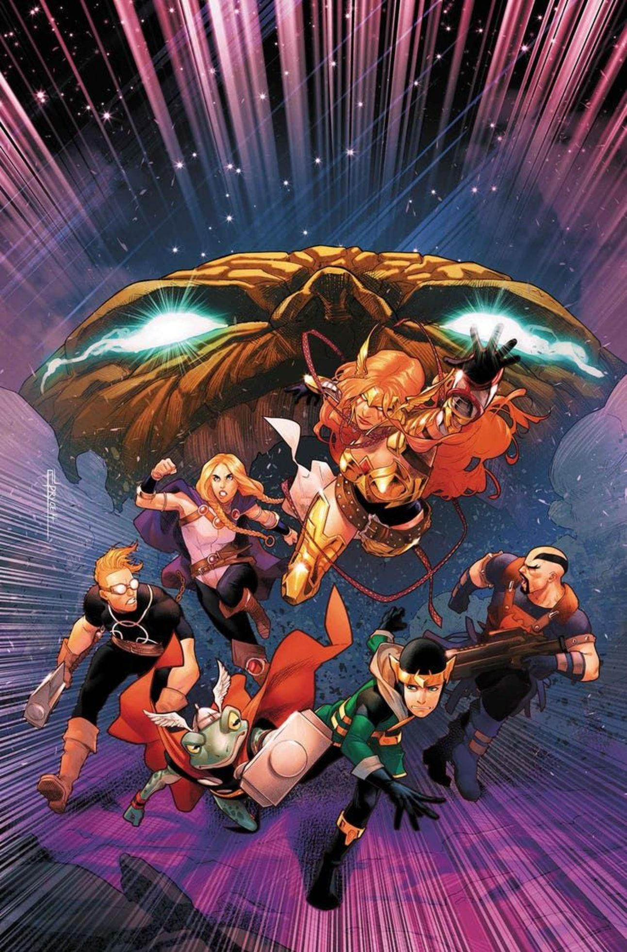 Marvel March 3