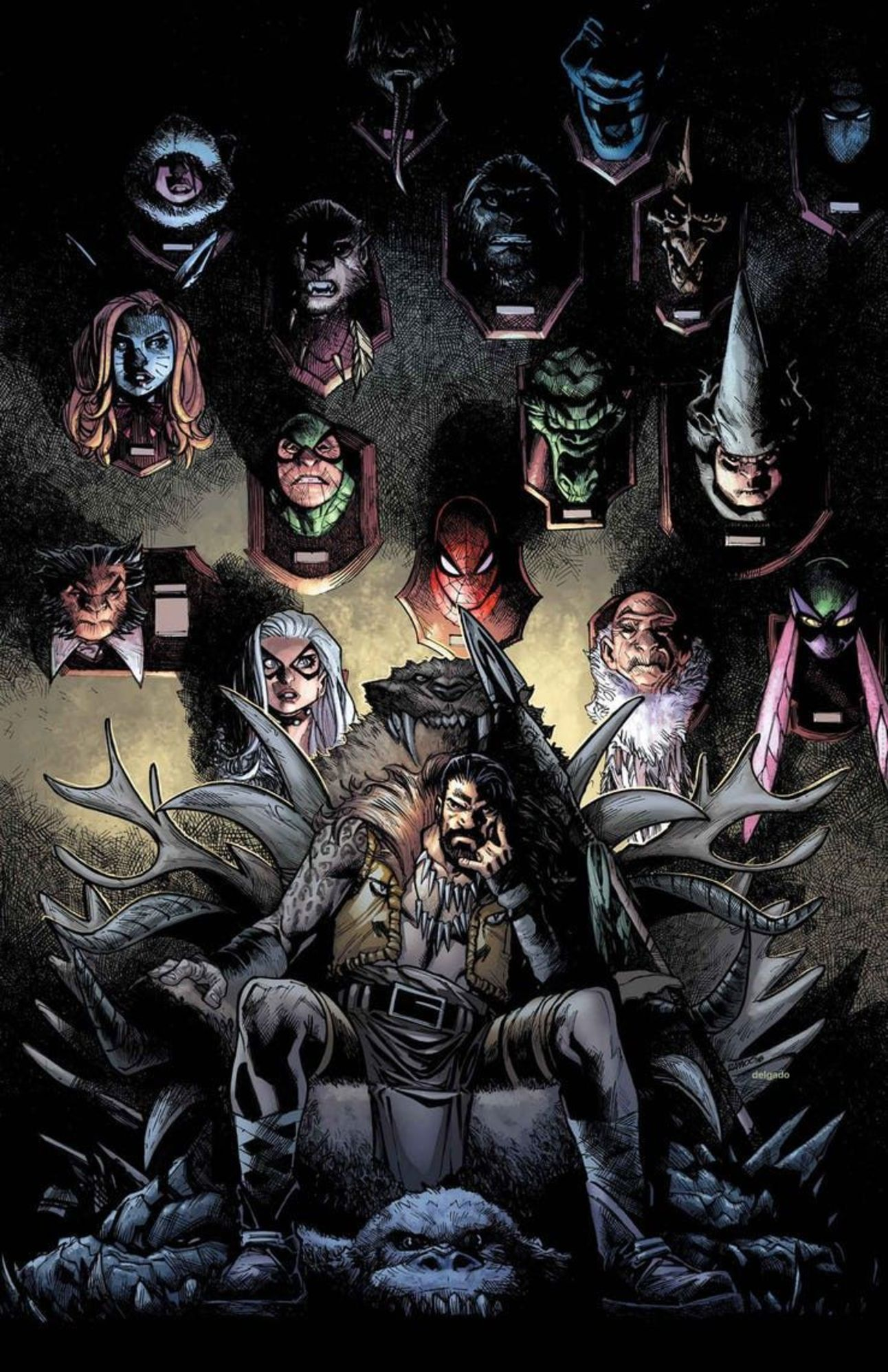 Marvel March 5