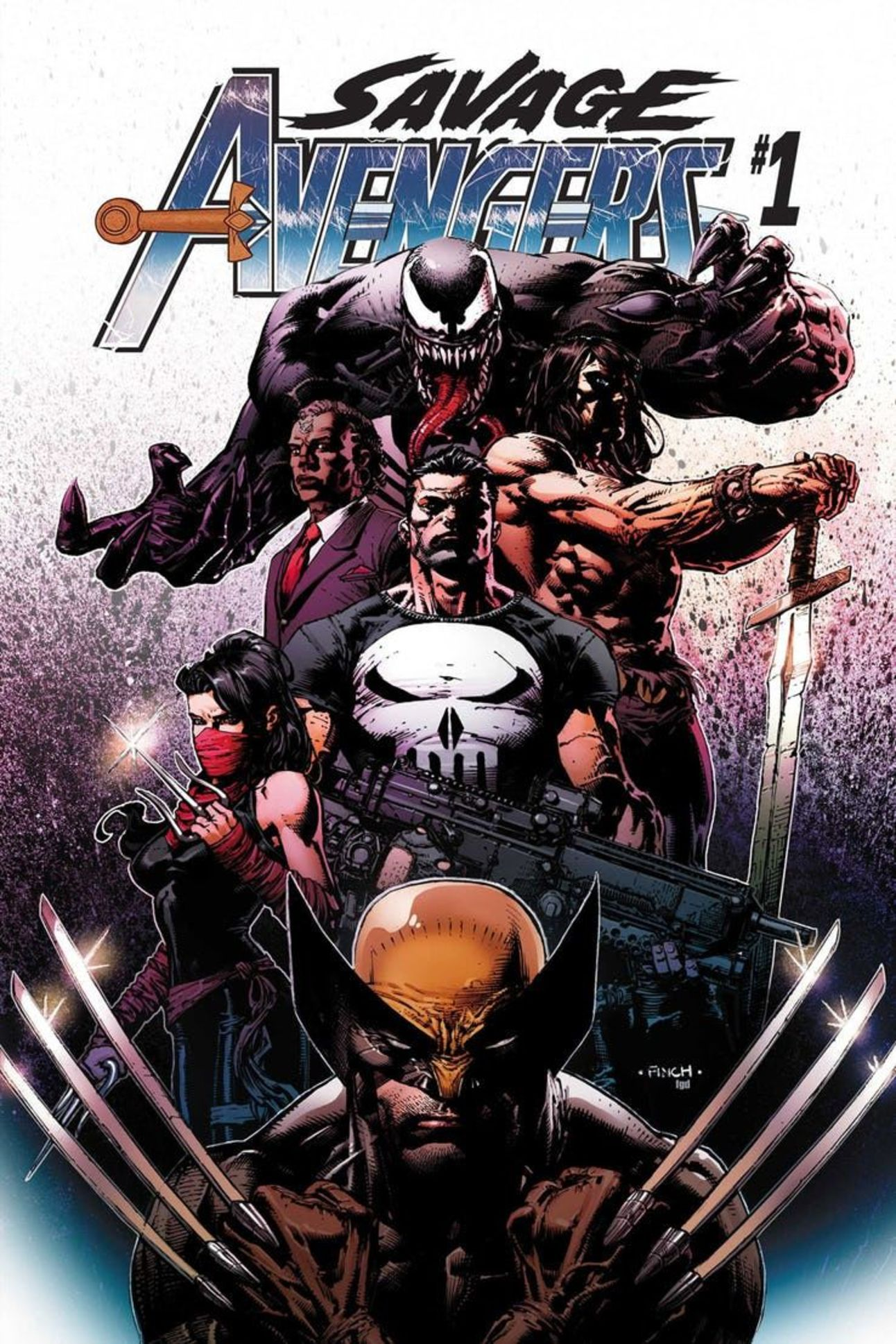 Marvel Comics single-issue solicitations for May 2019 Marvel