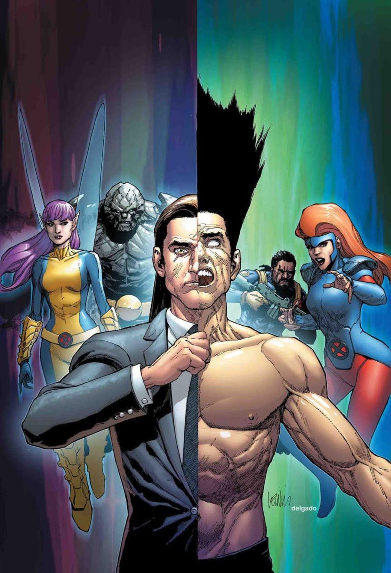 Marvel November 1