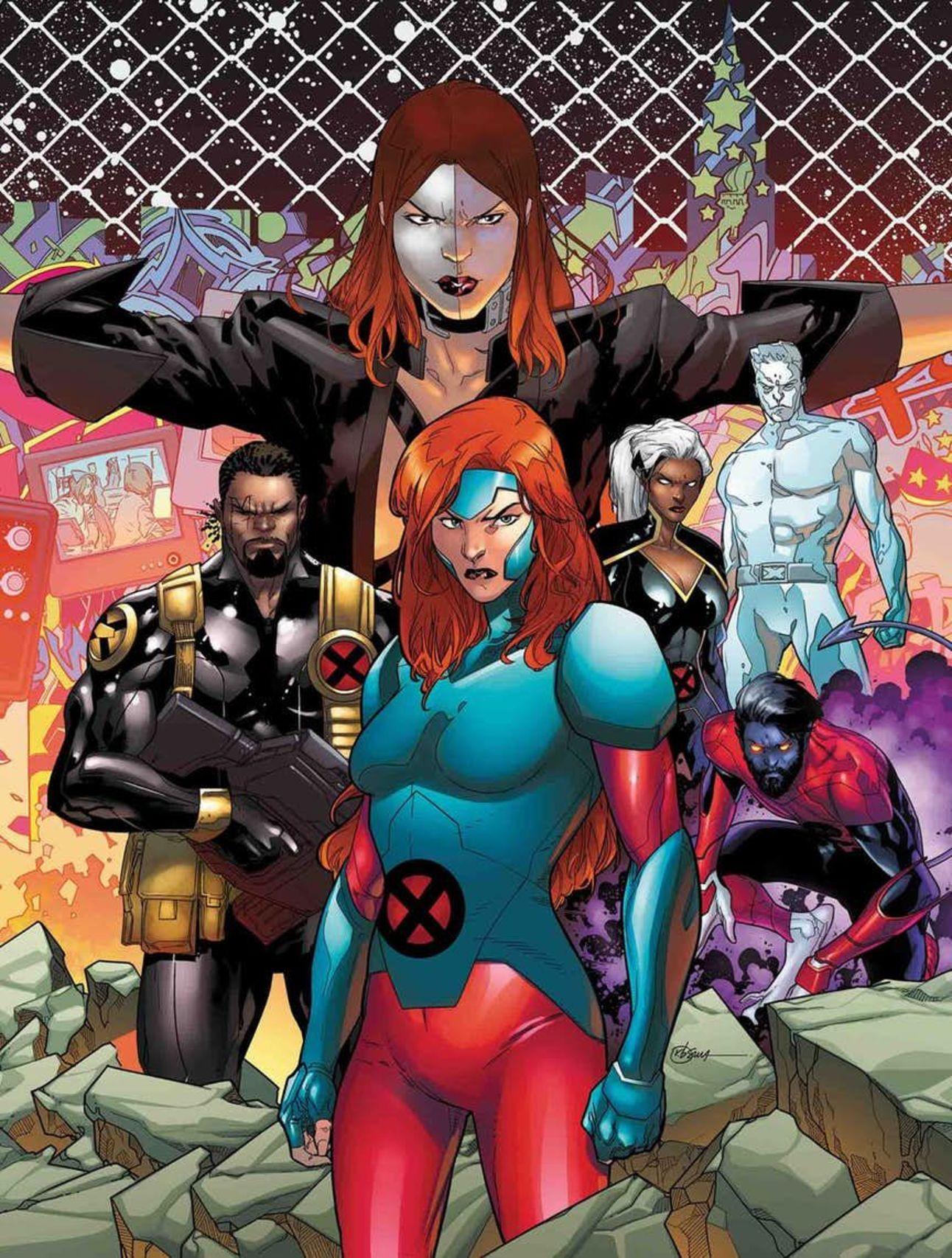 Marvel November 10