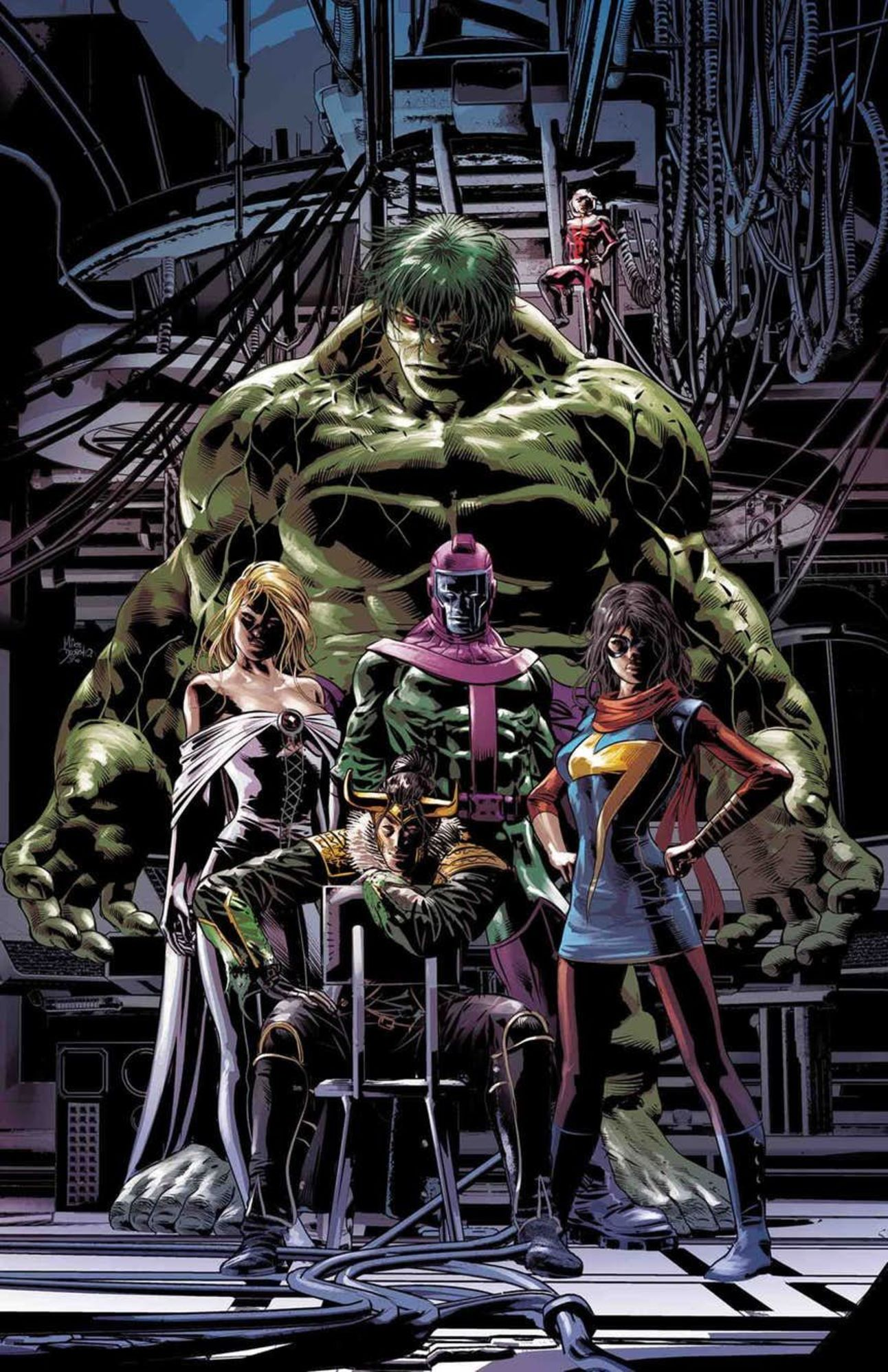 Marvel November 11