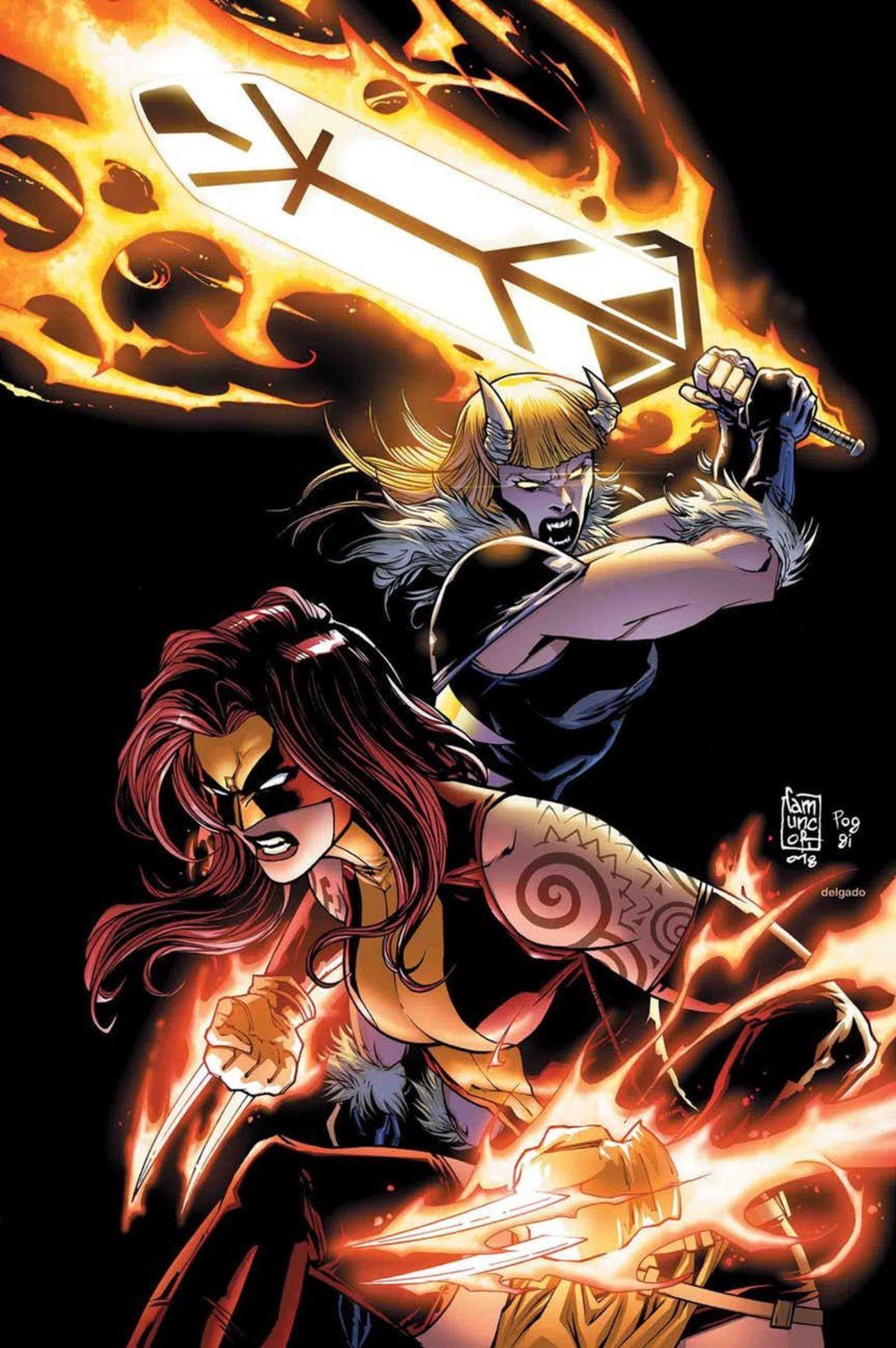 Marvel November 15