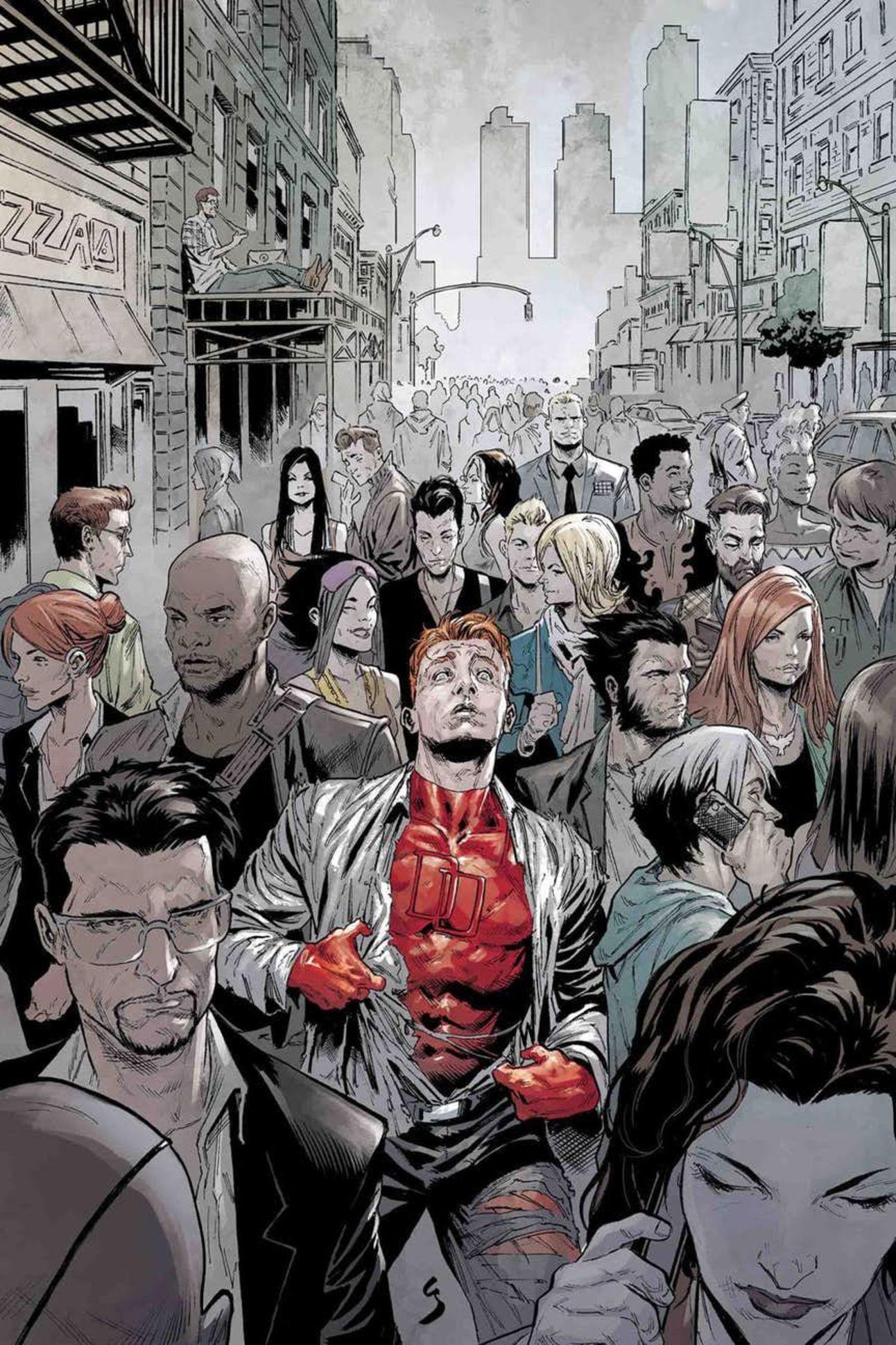 Marvel November 2