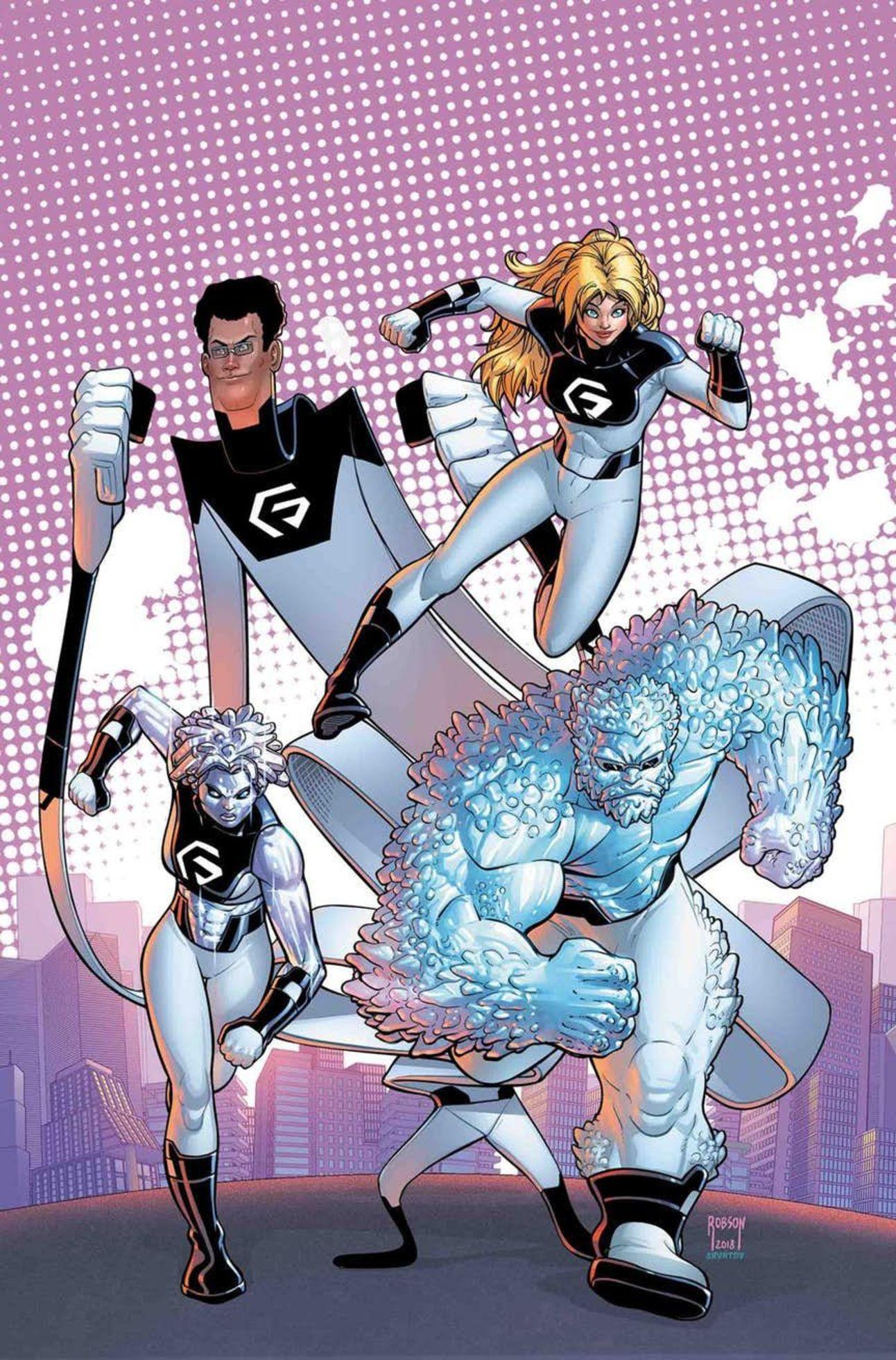 Marvel November 3
