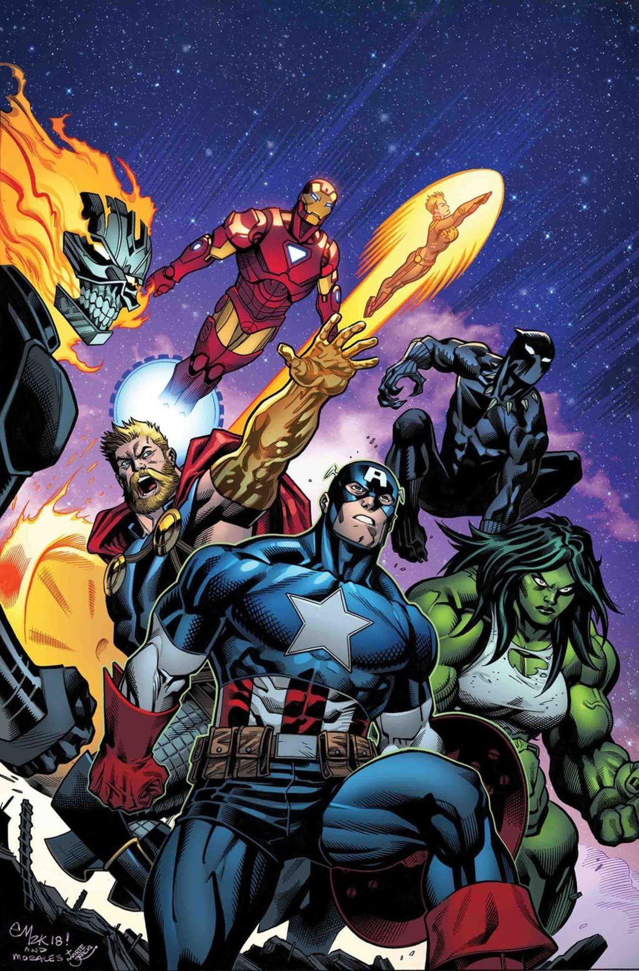 Marvel November 4