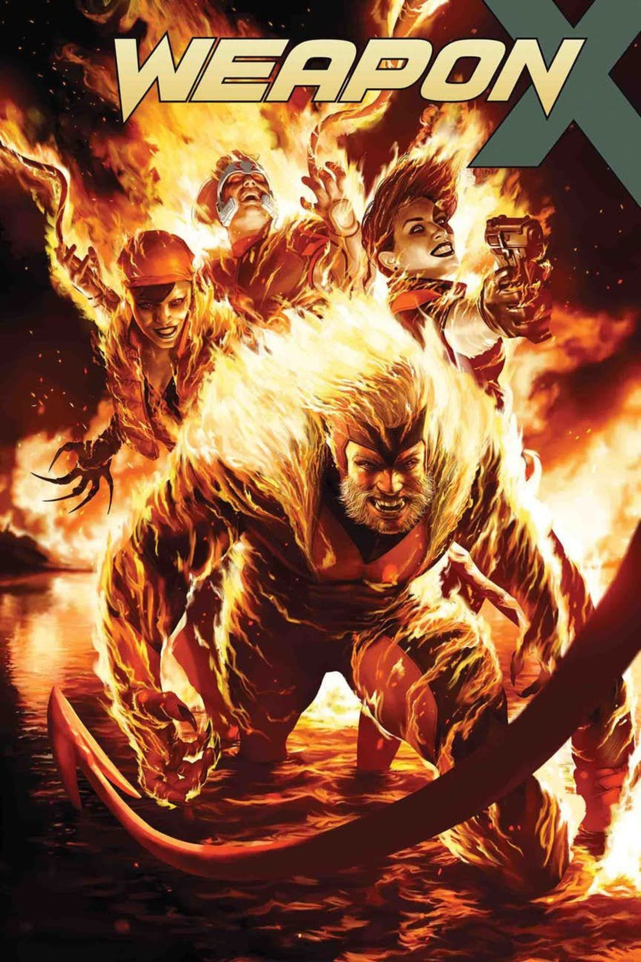 Marvel November 66
