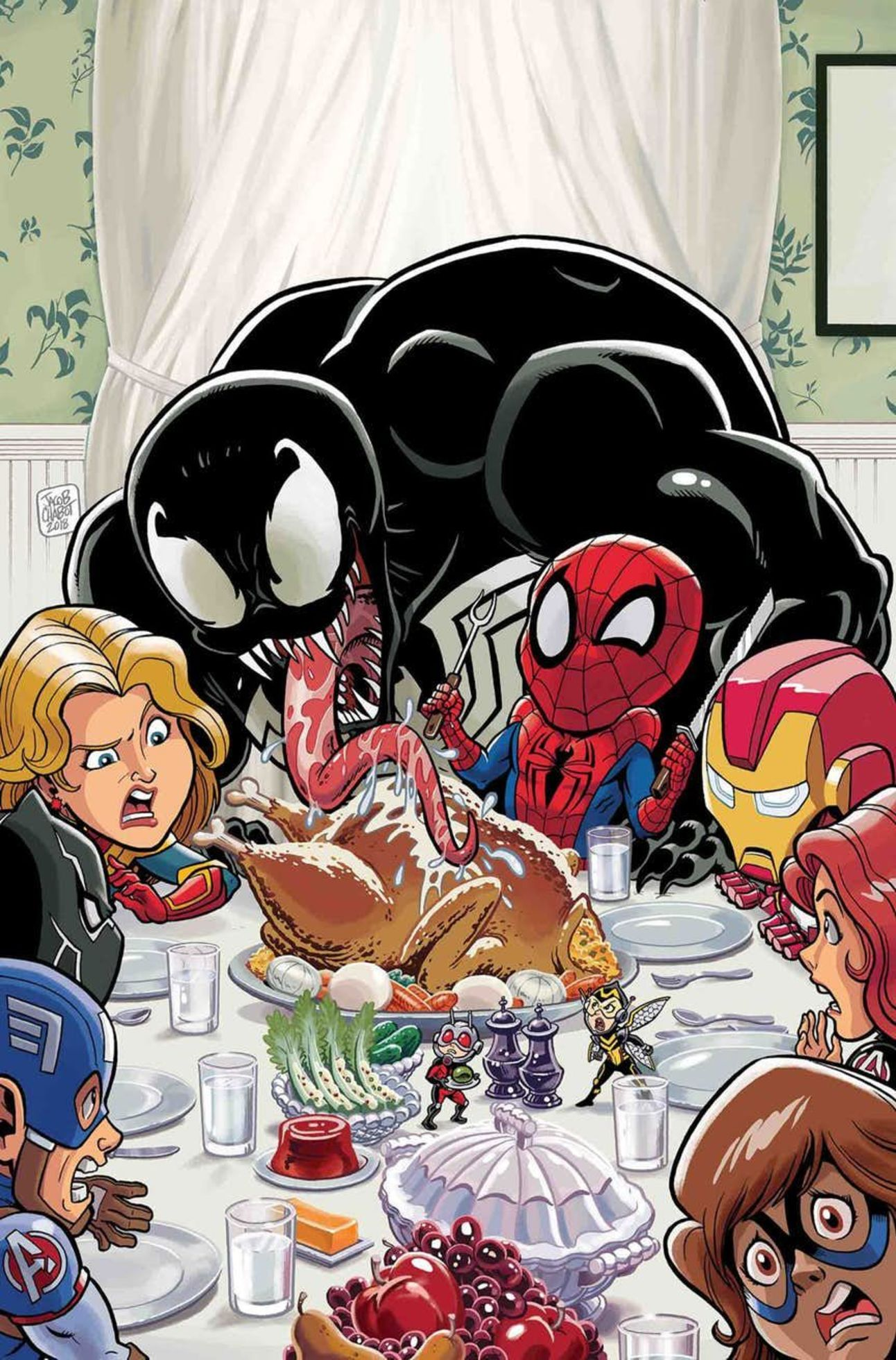 Marvel November 74